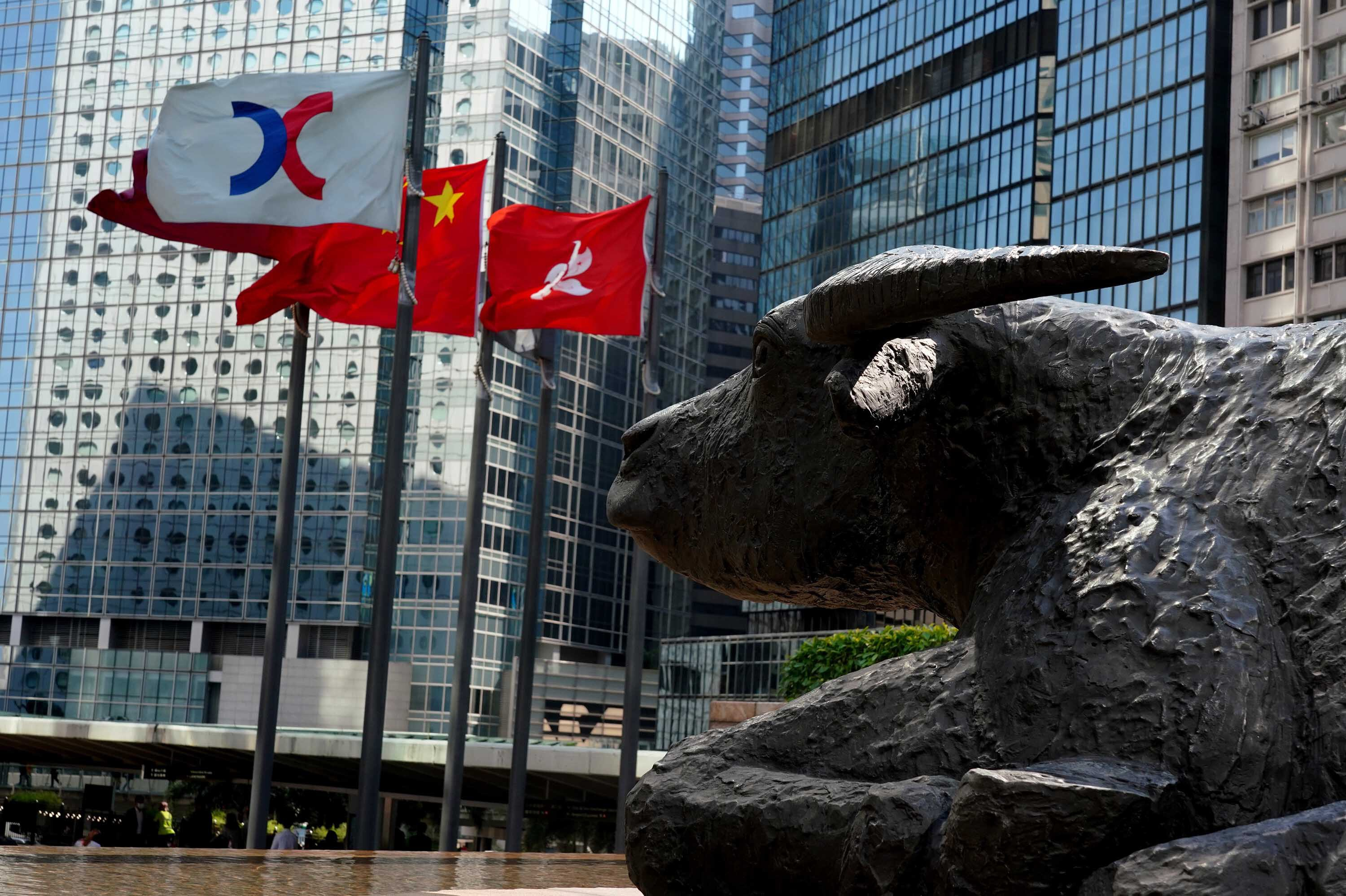 Beijing calls for calm after historic tech stock rout
