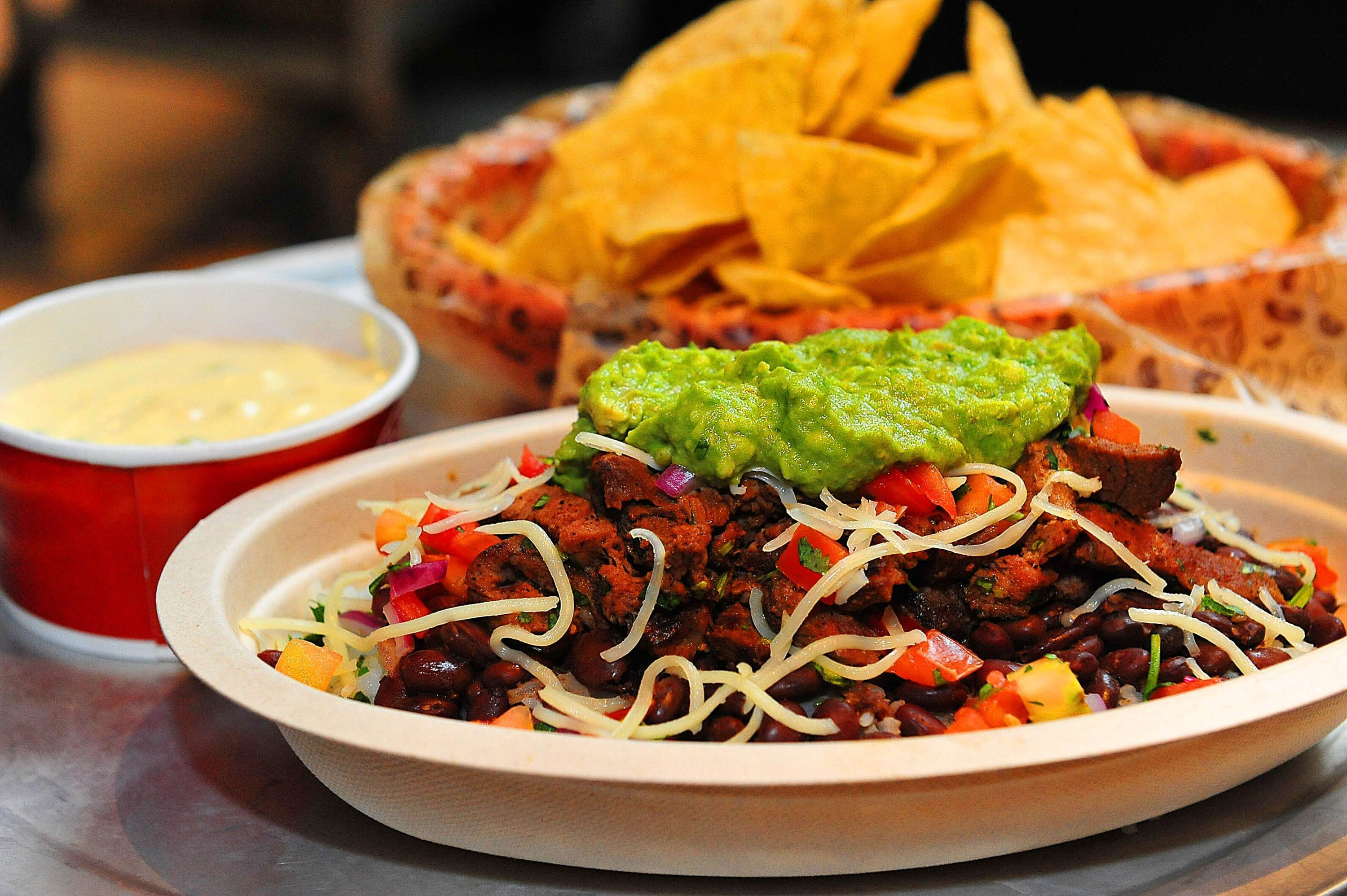 Chipotle's supply of carne asada is running low