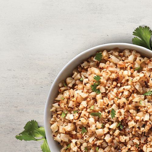Image for Chipotle's slimming down for the new year too, adding cauliflower rice to its menu