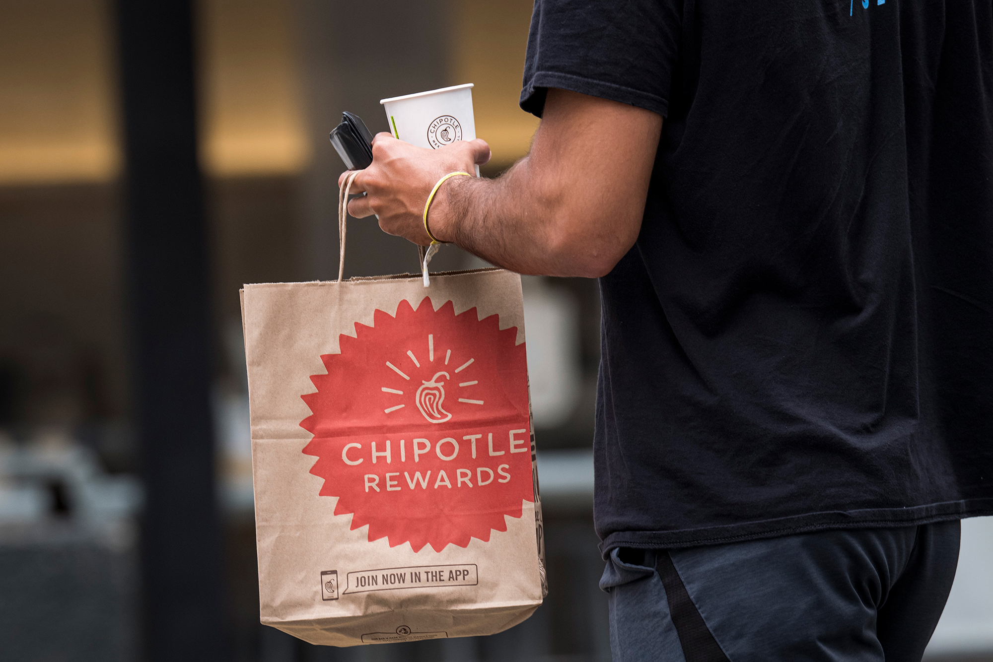 Delivery gave Chipotle sales a lift. But that's a problem