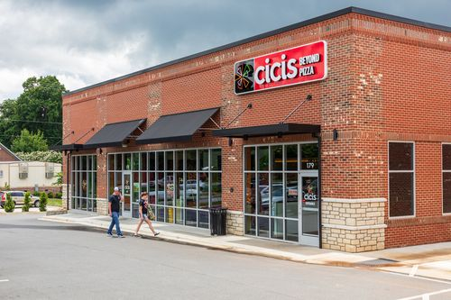 Image for Pizza Buffet Chain Cici's Files for Bankruptcy