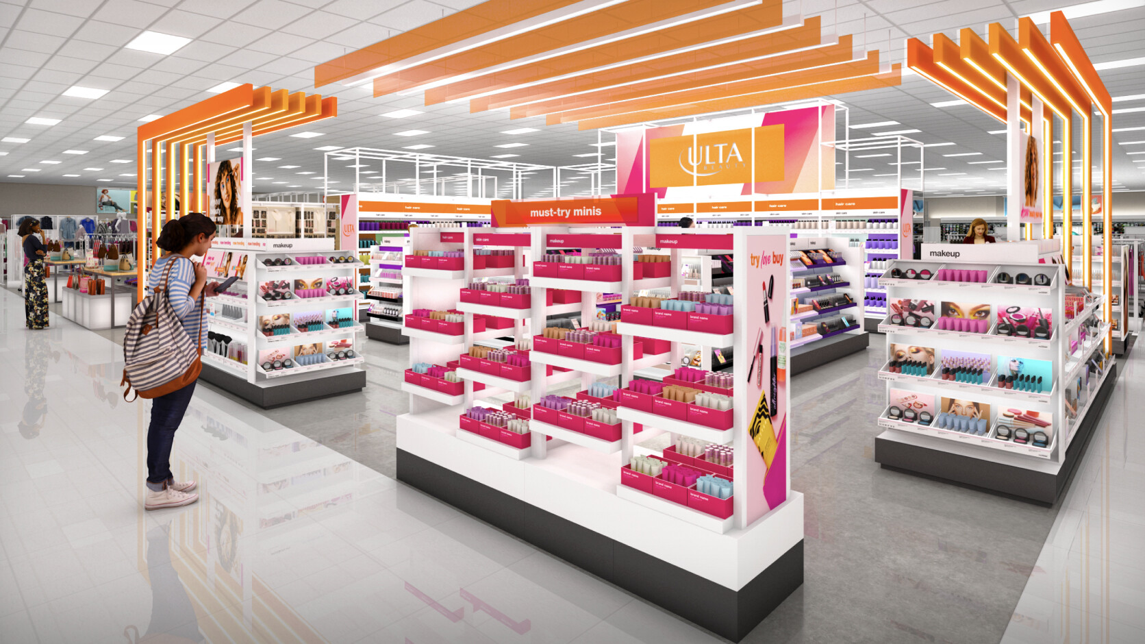 You can soon buy Clinique and MAC makeup at some Target stores