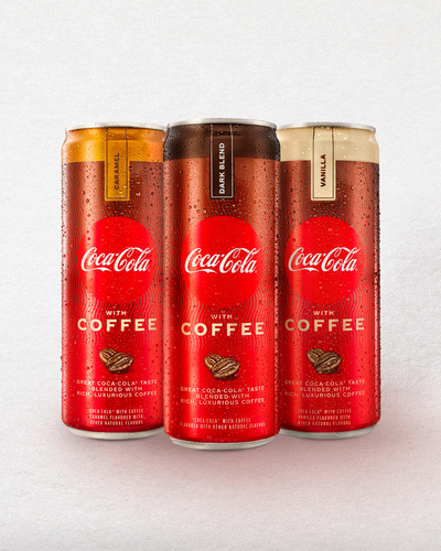 Image for Coke with coffee will hit US stores next year