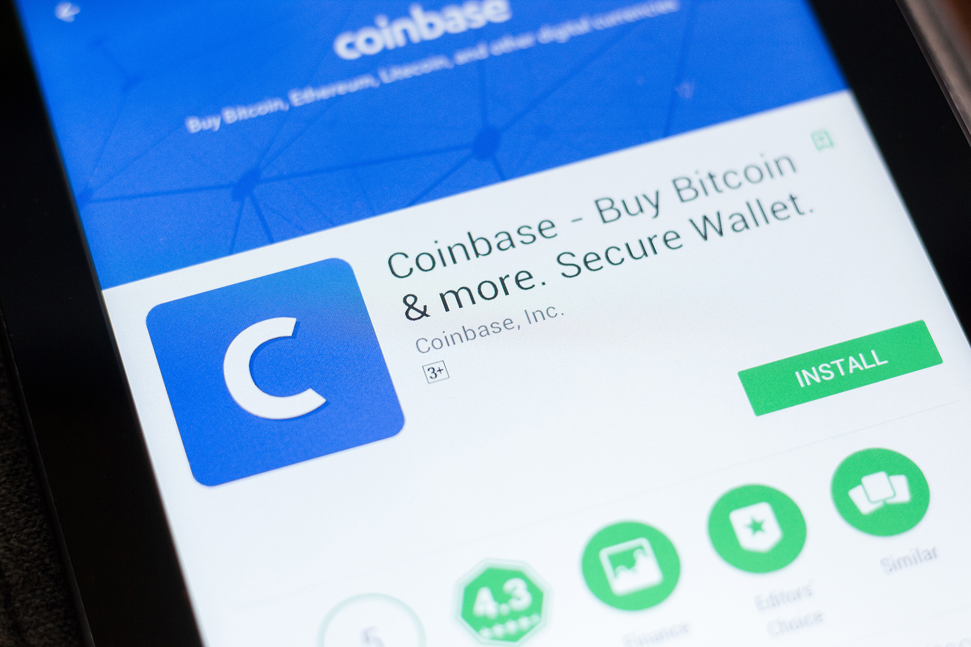 Cryptocurrency exchange Coinbase files to go public