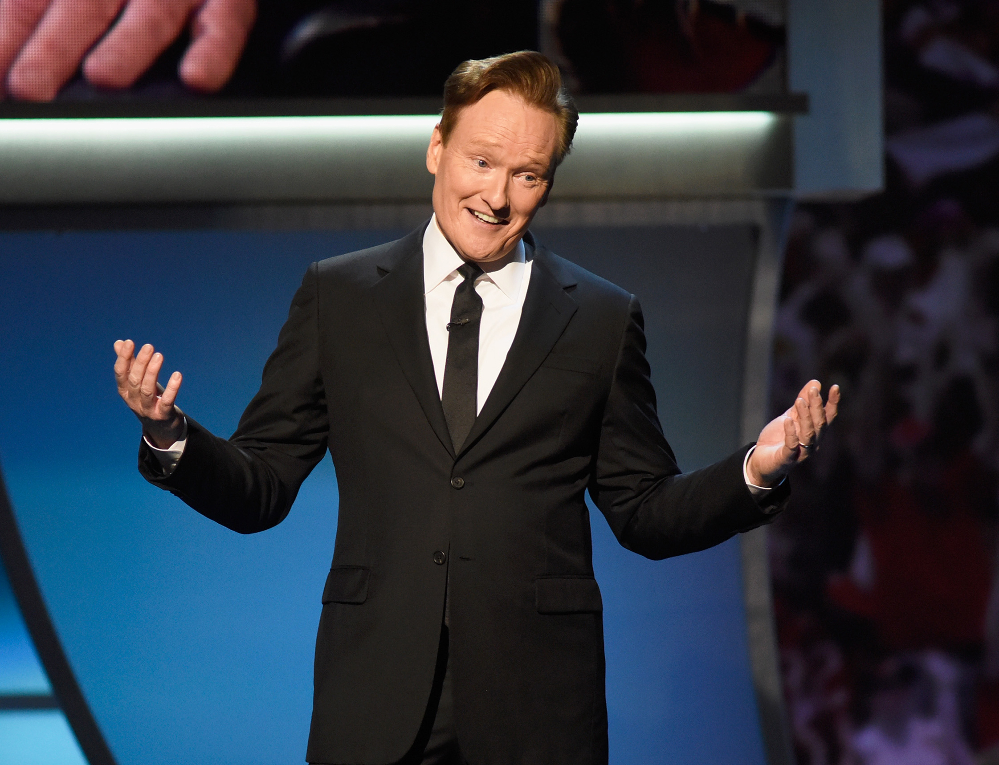 Conan O'Brien ends his long run in late night next month