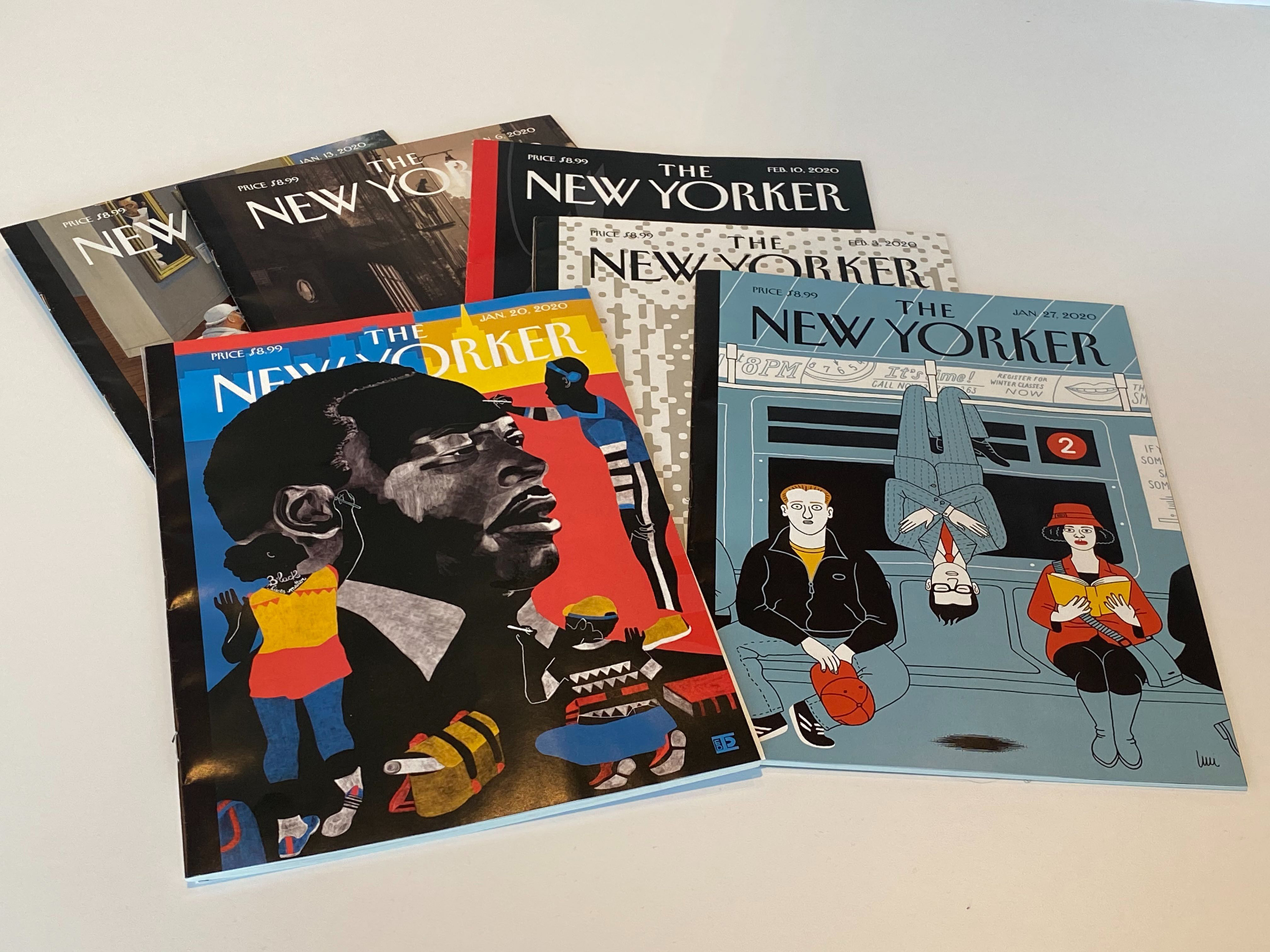 Condé Nast, owner of The New Yorker and other magazines, will stop using NDAs for harassment and discrimination