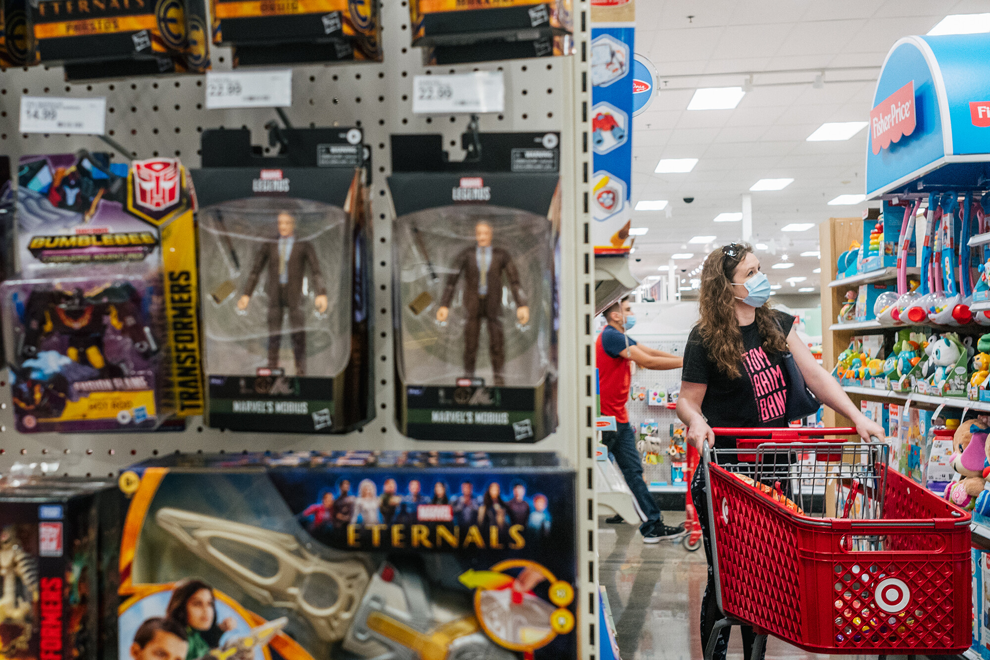Consumer confidence rose in October. That's good news for holiday spending