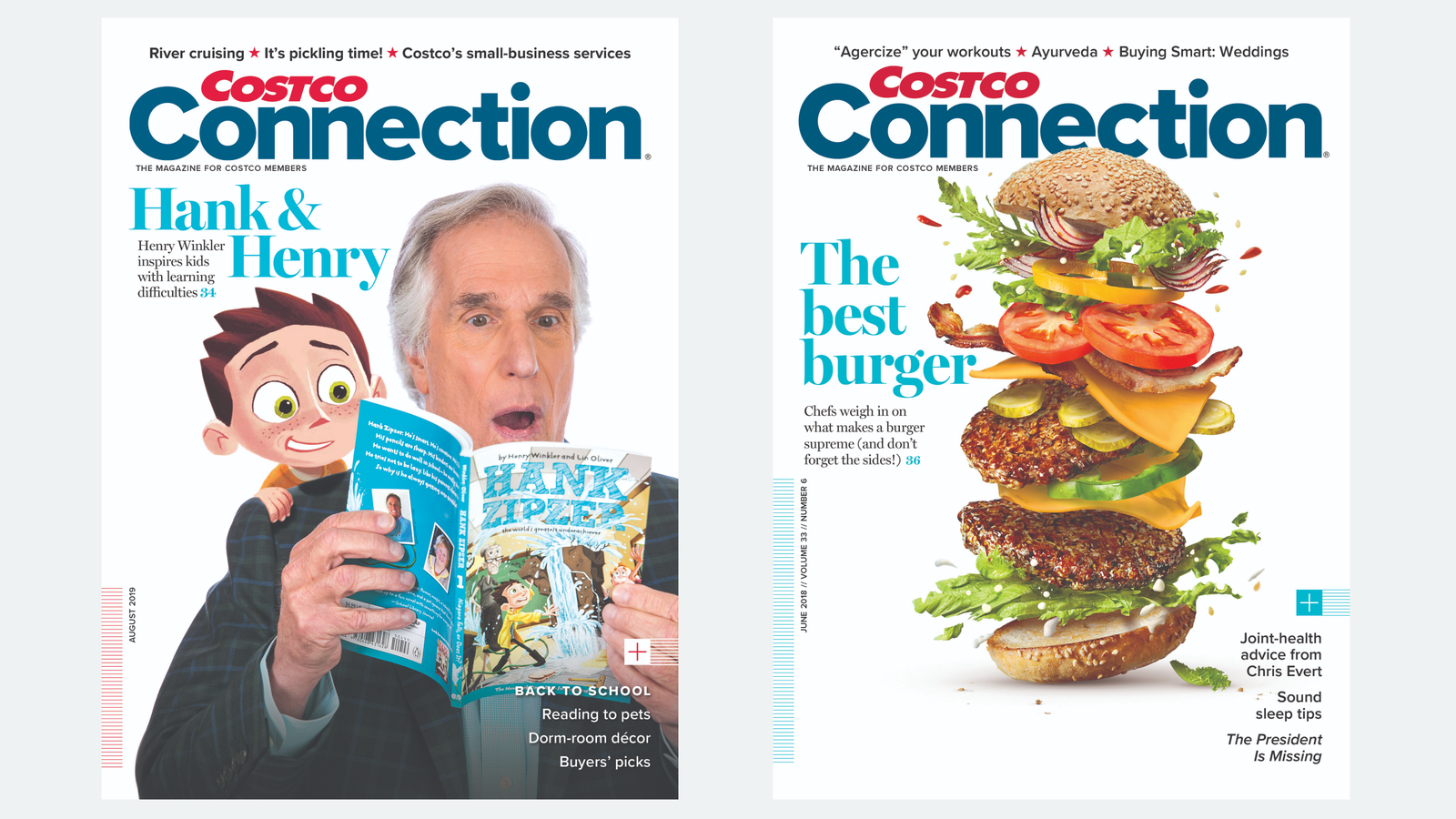 The Costco Connection is America's fourth biggest magazine