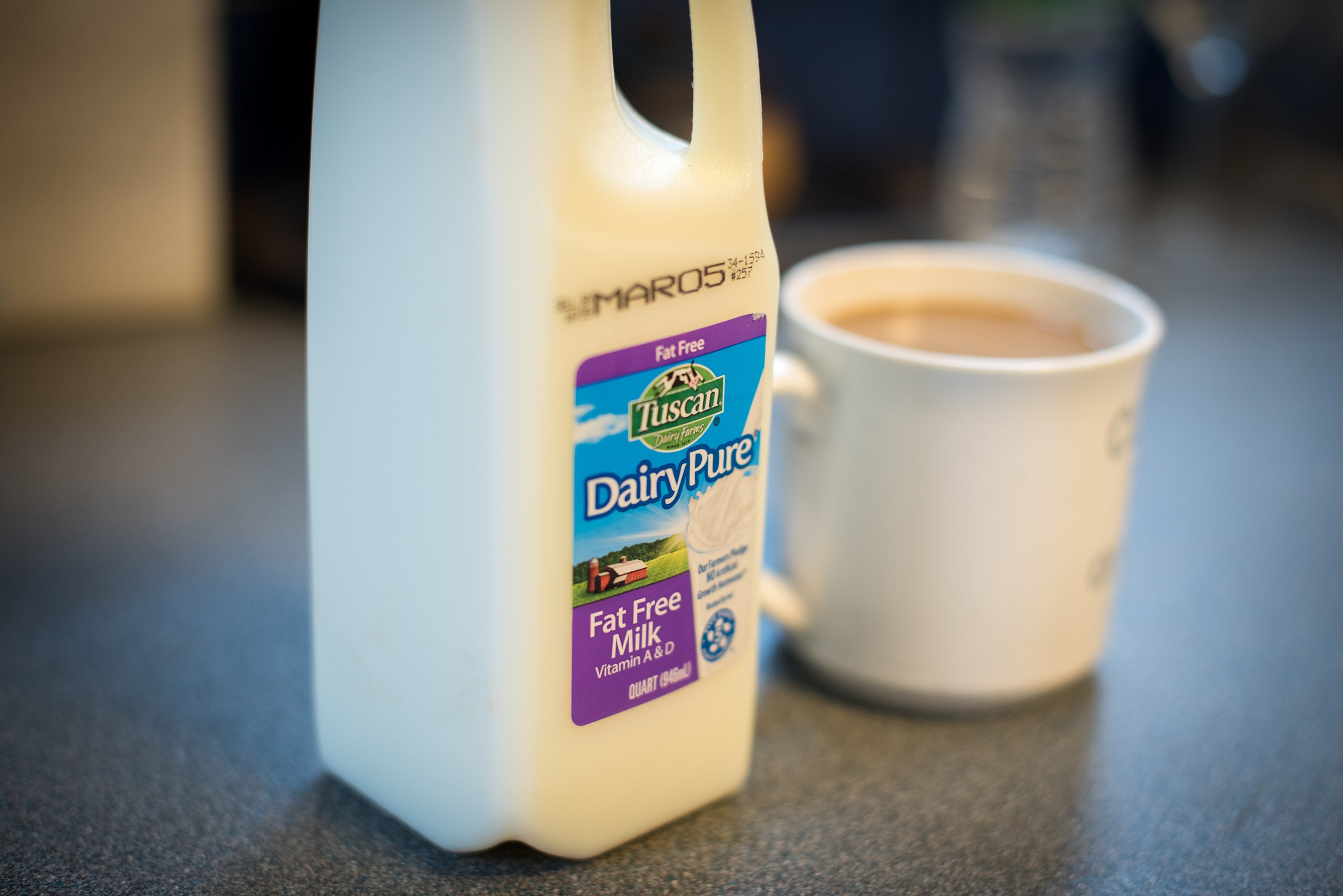 America's largest milk producer files for bankruptcy