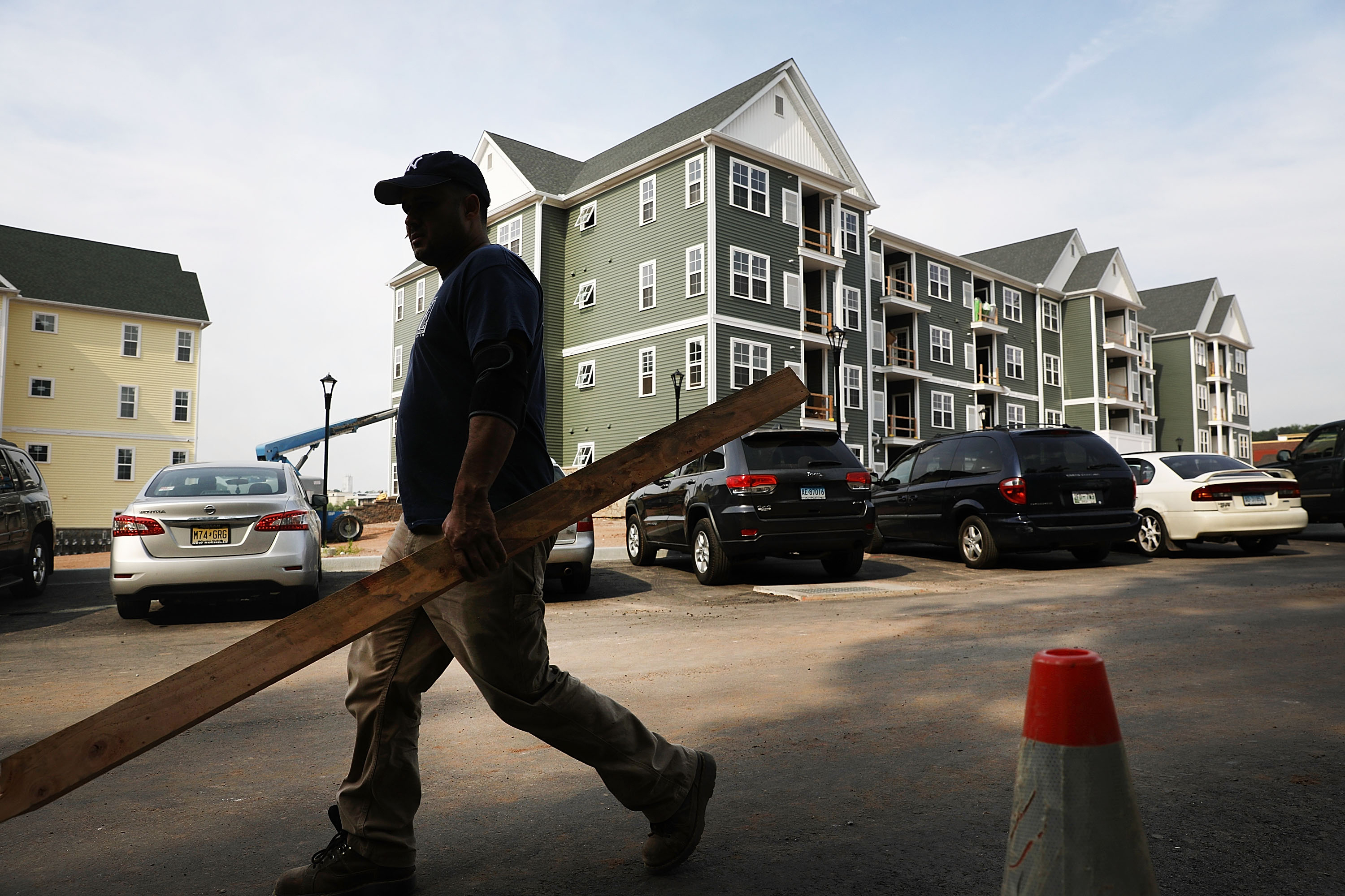 America just had its best month for new home construction in 13 years