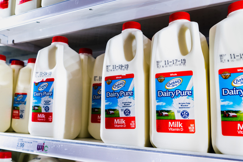 Image for Dairy farmers agree to buy 'substantial' part of Dean Foods