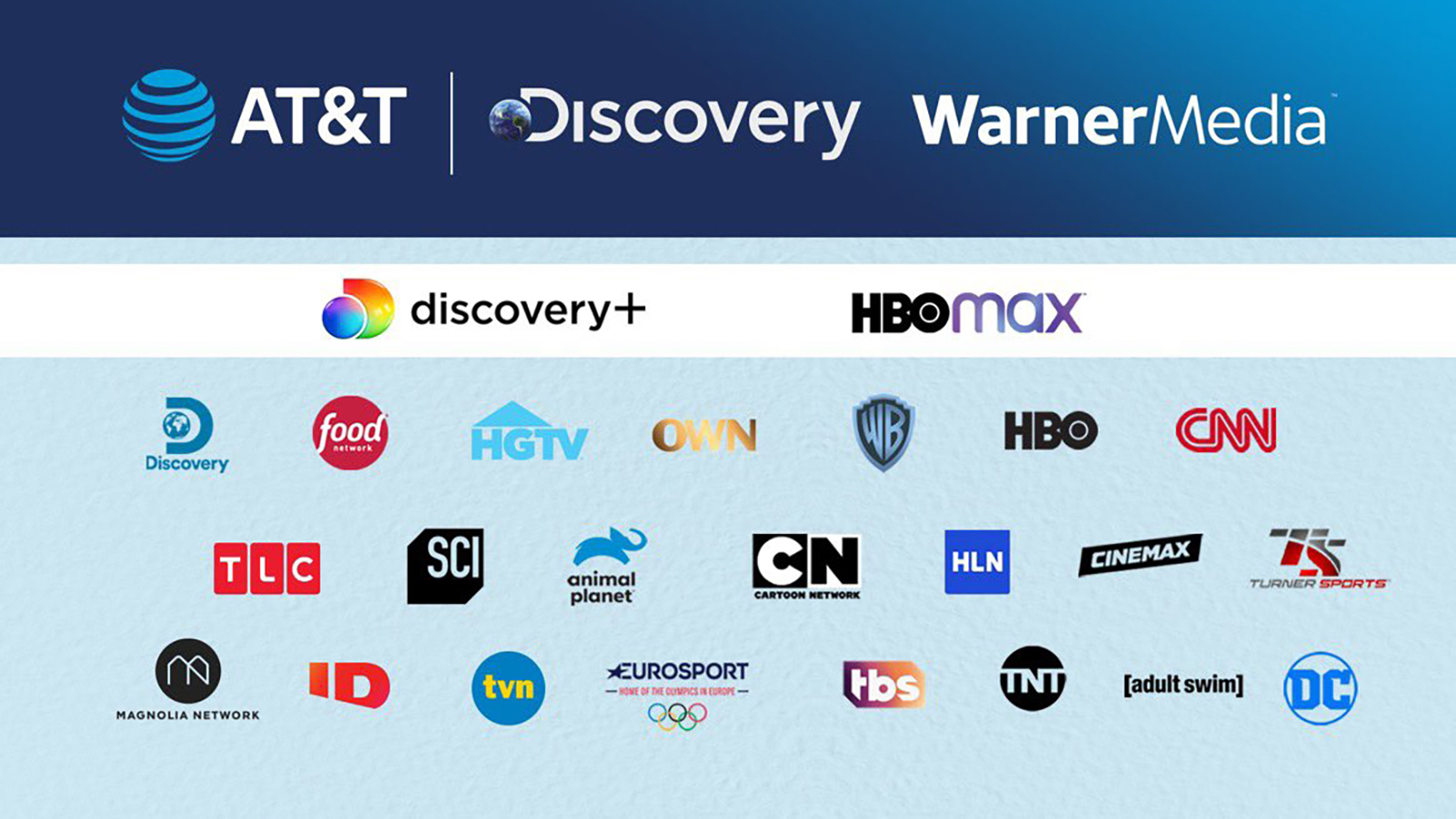 Why you should care about Discovery and WarnerMedia merging