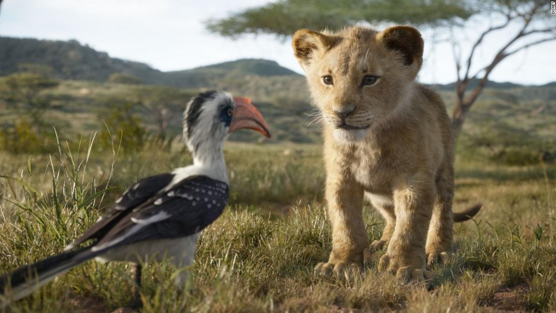 'The Lion King' could seal Disney's reign over the box office