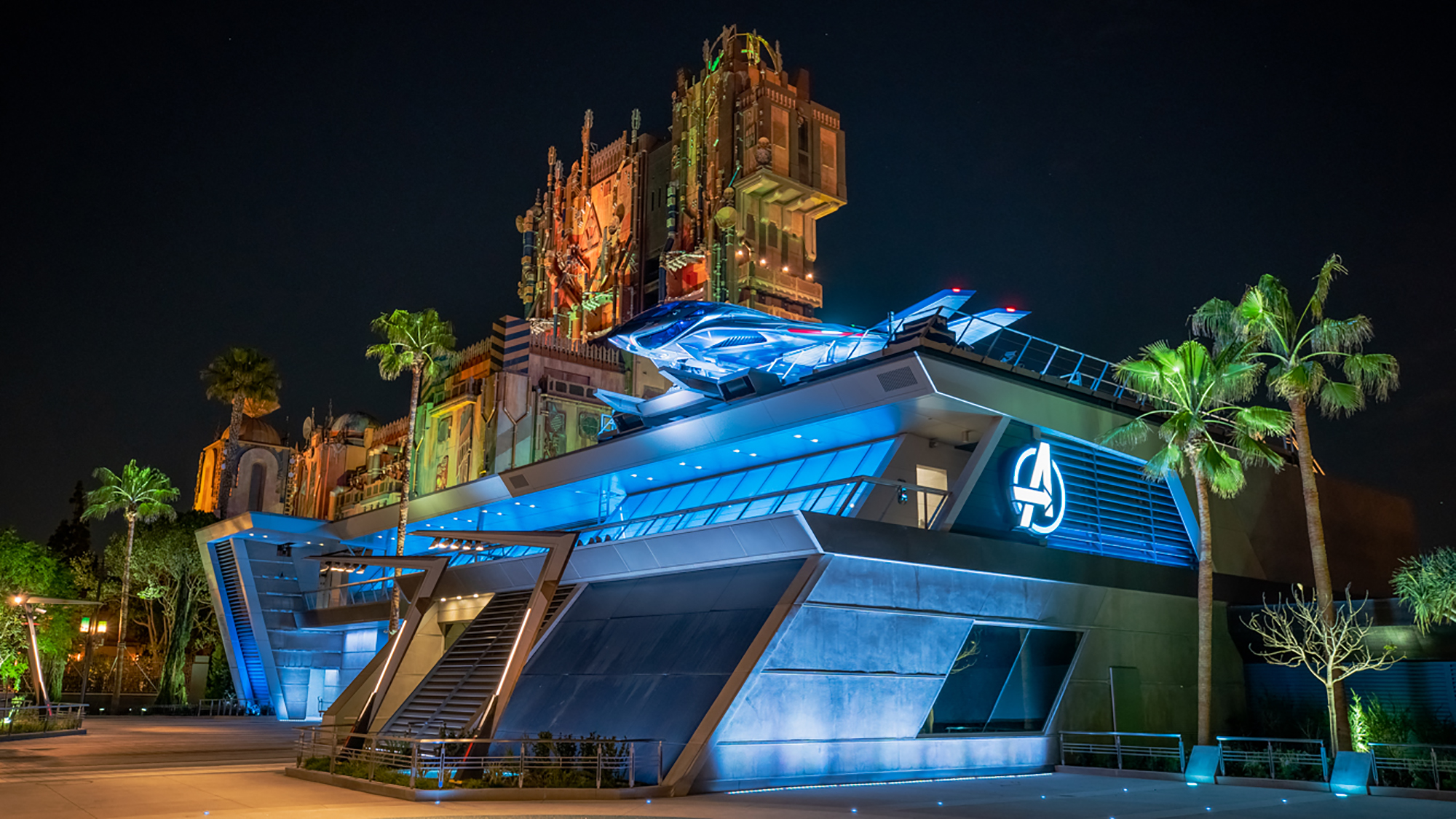 Disney sets opening date for Marvel's Avengers Campus