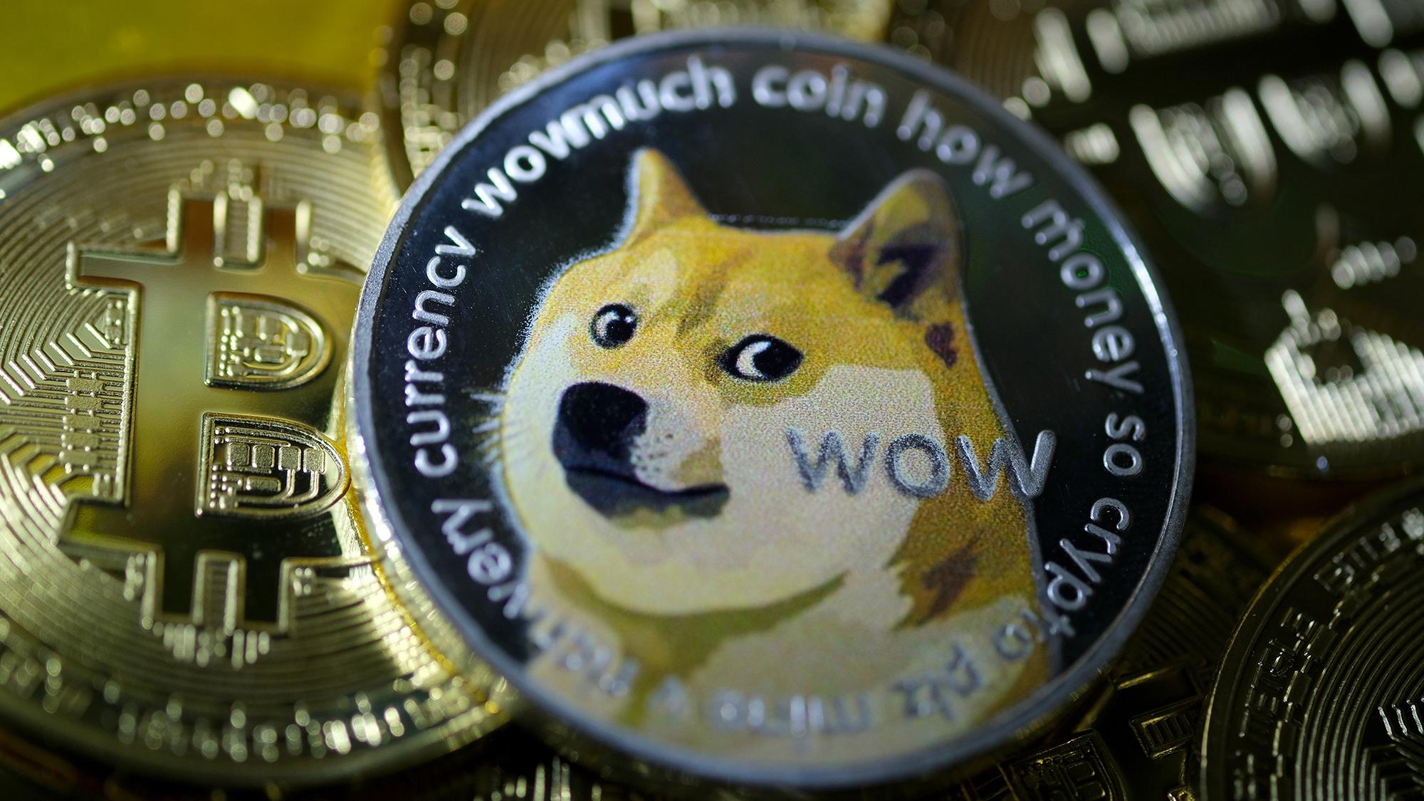 Dogecoin briefly broke Robinhood's crypto trading systems