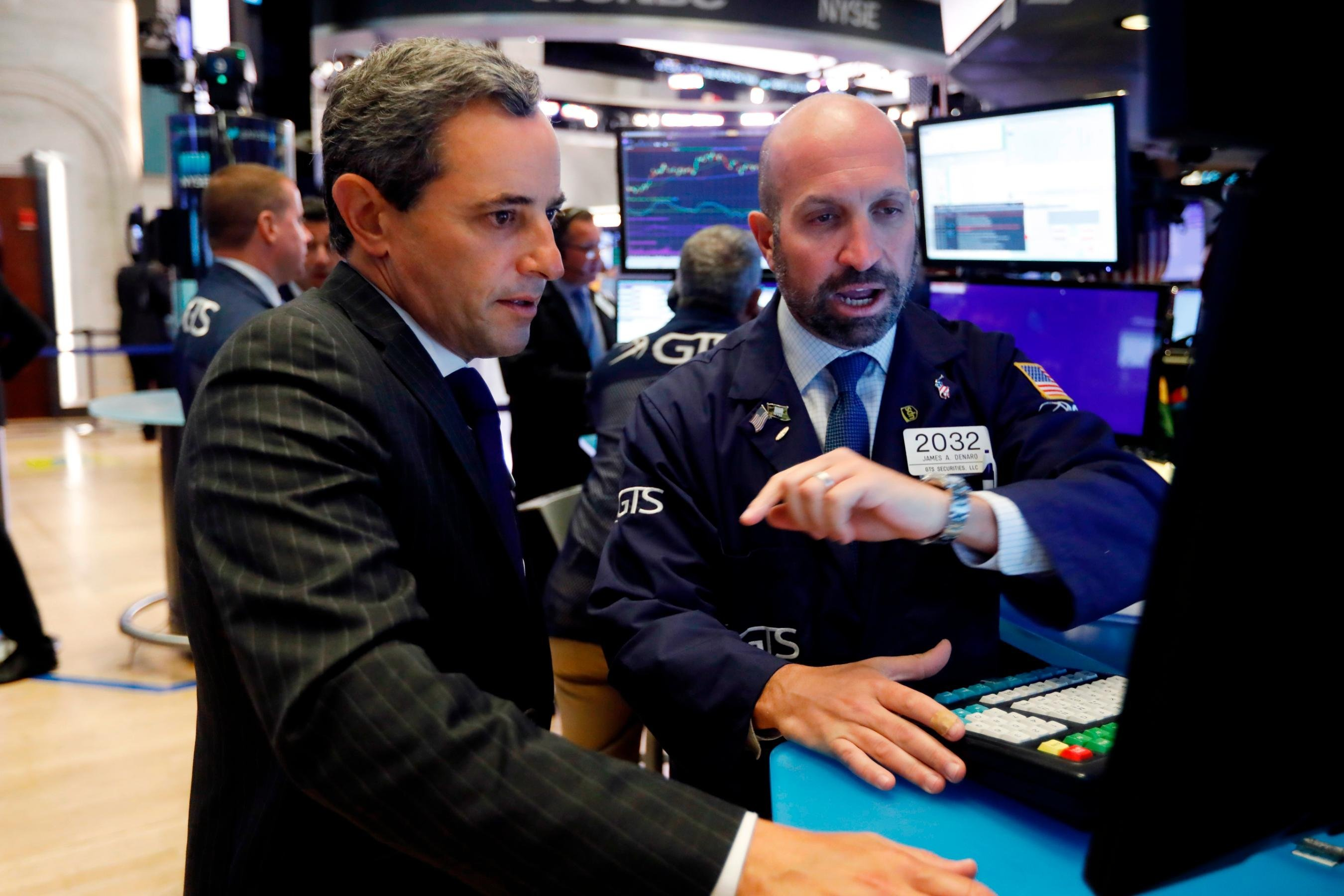 Dow snaps three-day winning streak