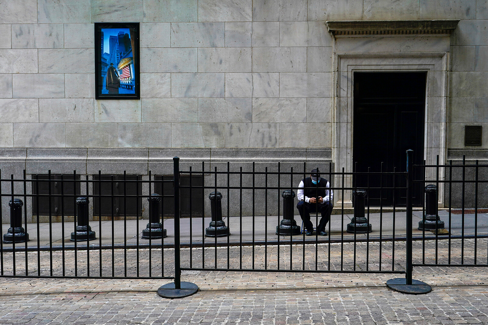 Wall Street isn't sweating the mixed jobs report
