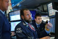 Dow on track for third-straight day of losses