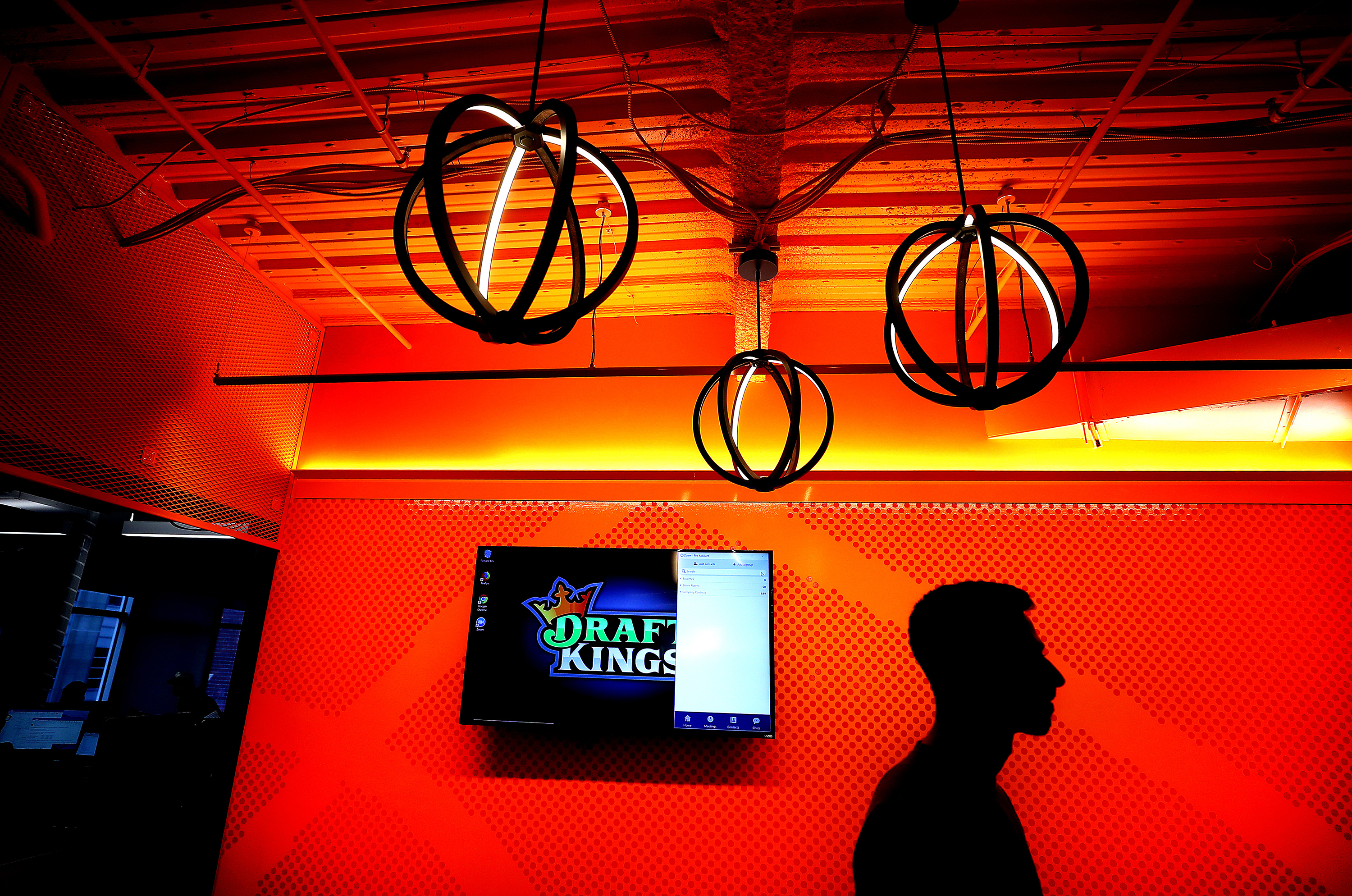 DraftKings stock soars on hopes for live sports returning soon
