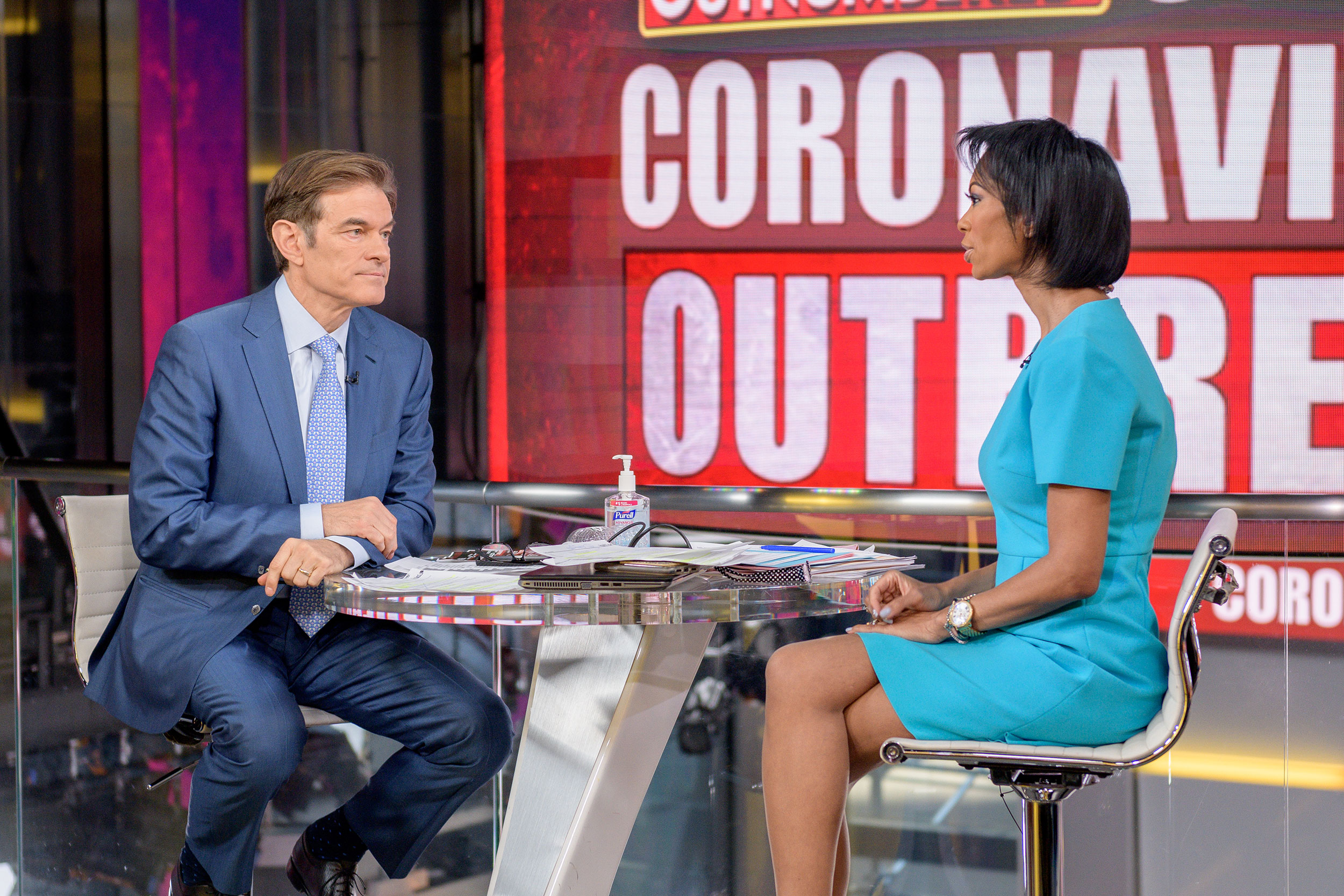 Dr. Oz catches Trump's attention as he pushes unproven drug to fight coronavirus