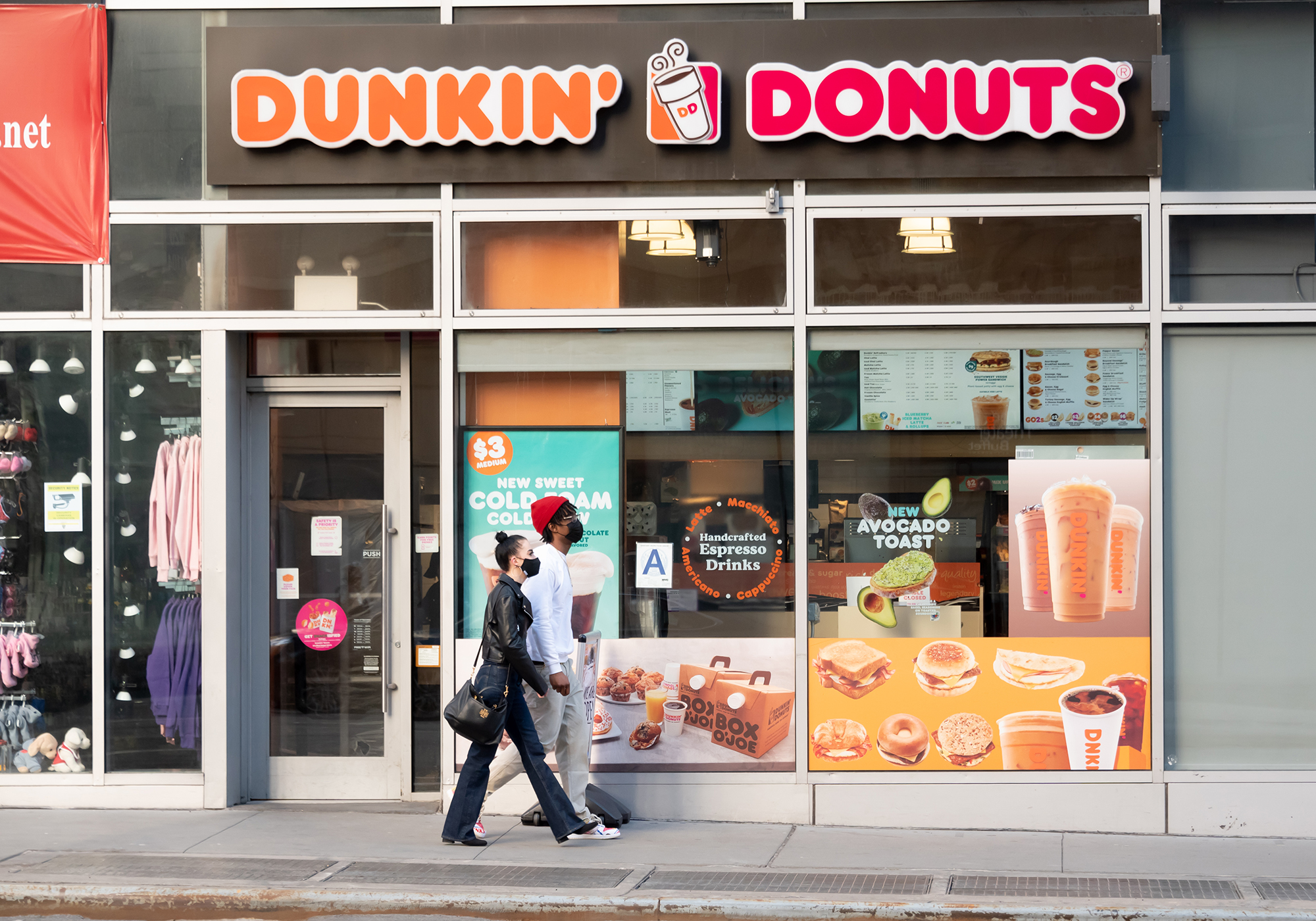 Dunkin's new menu item explodes in your mouth