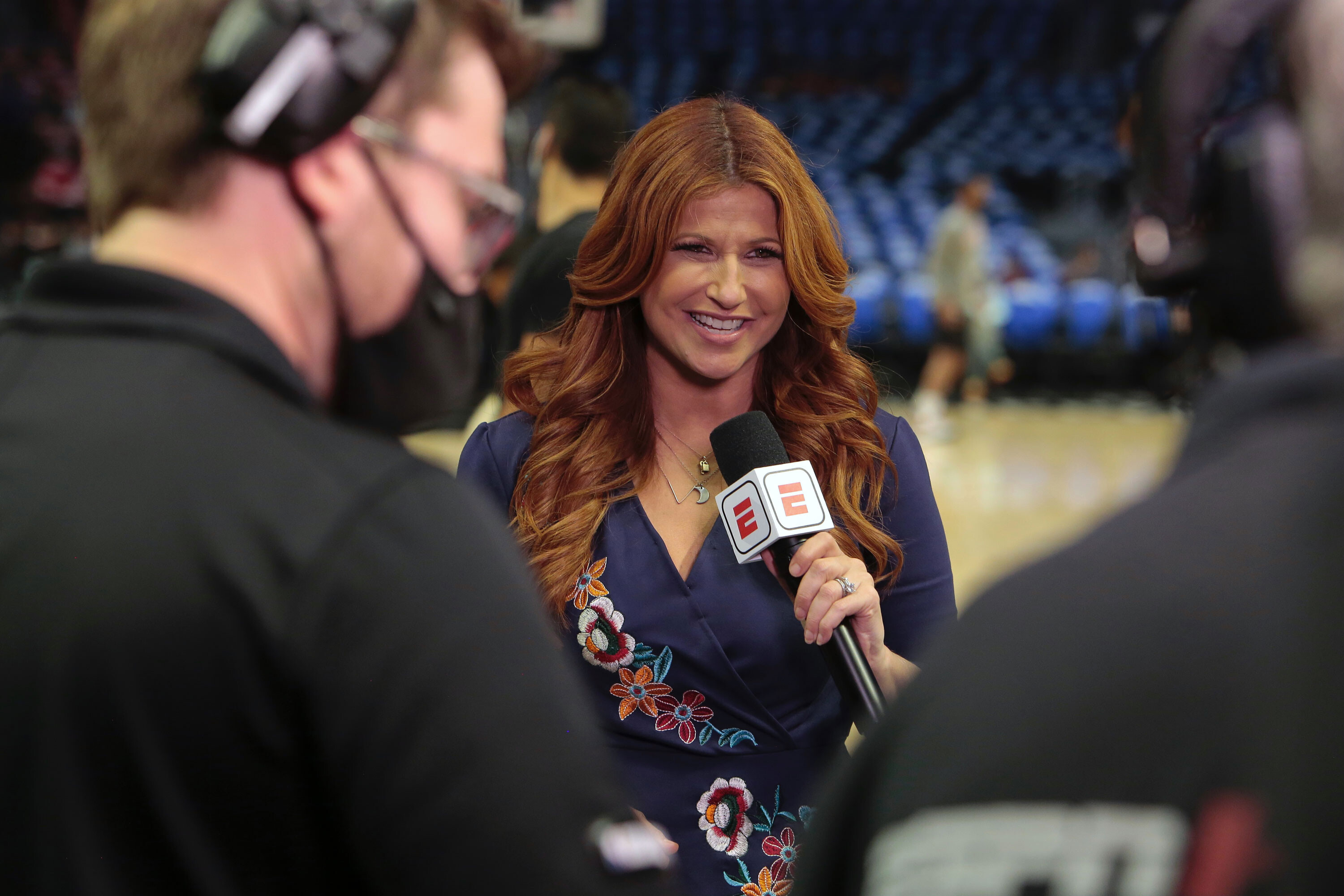 ESPN attempts to contain controversy embroiling the network as NBA Finals get underway