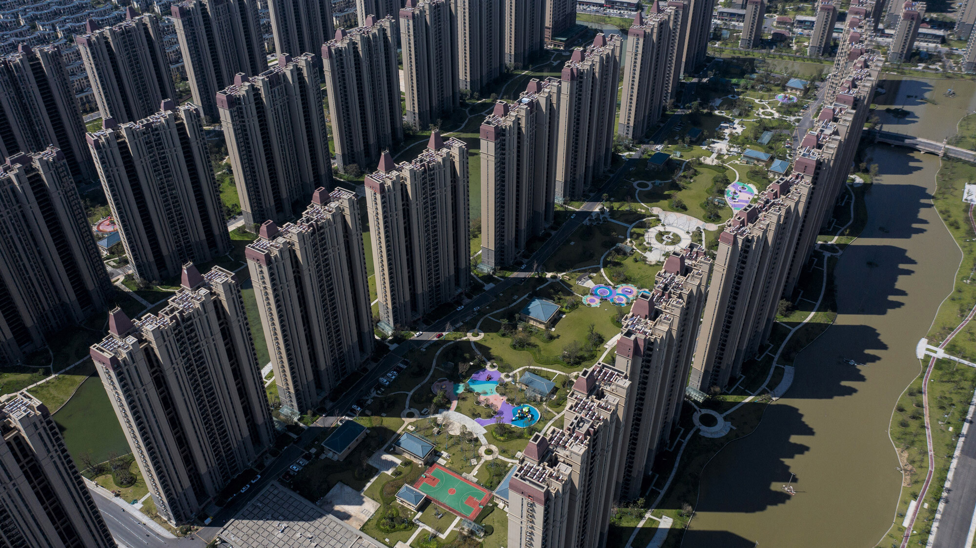 Evergrande could be about to sell its property management unit in scramble to raise cash