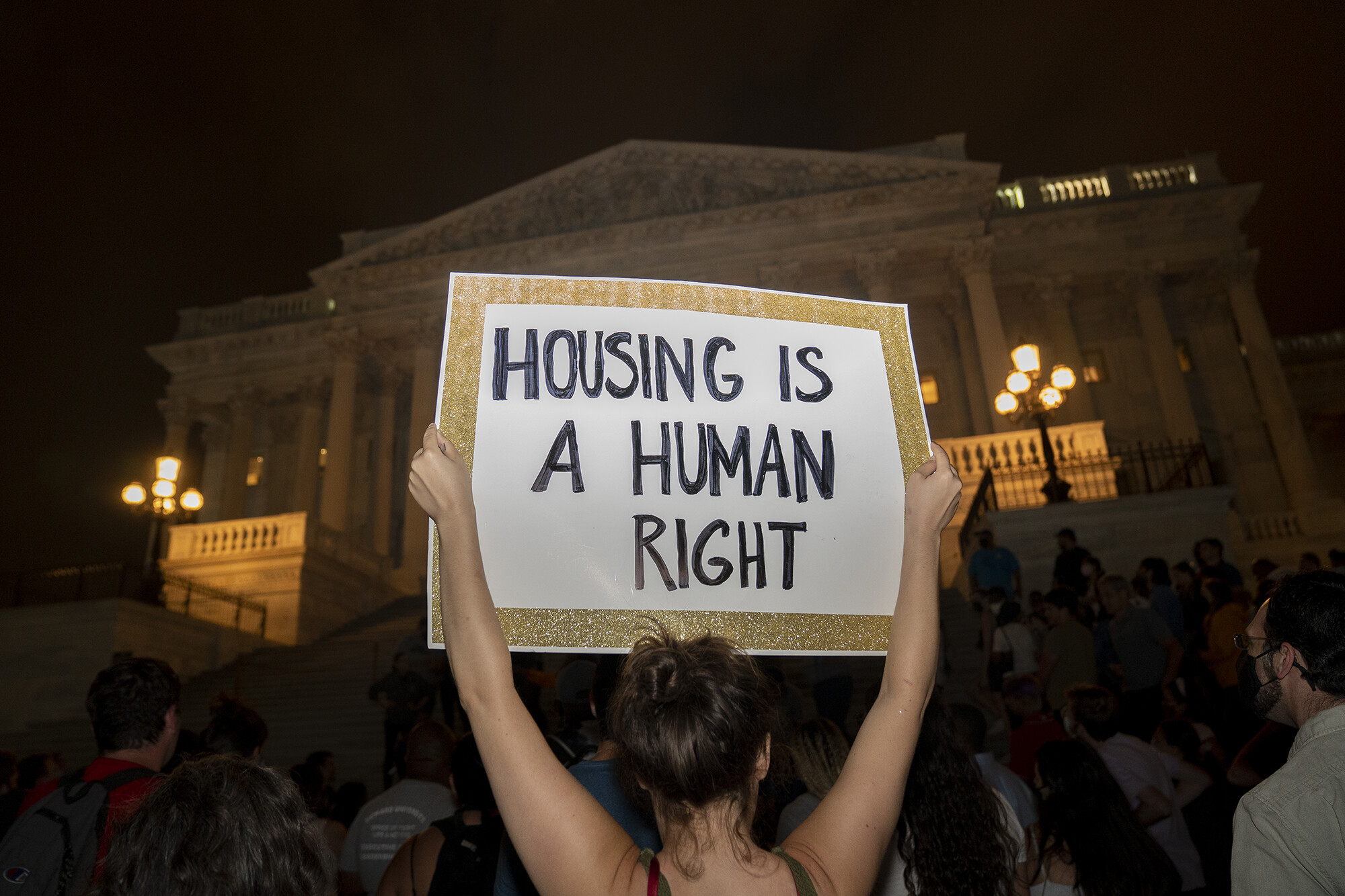 Eviction moratoriums aren't enough to rescue millions of Americans behind on rent