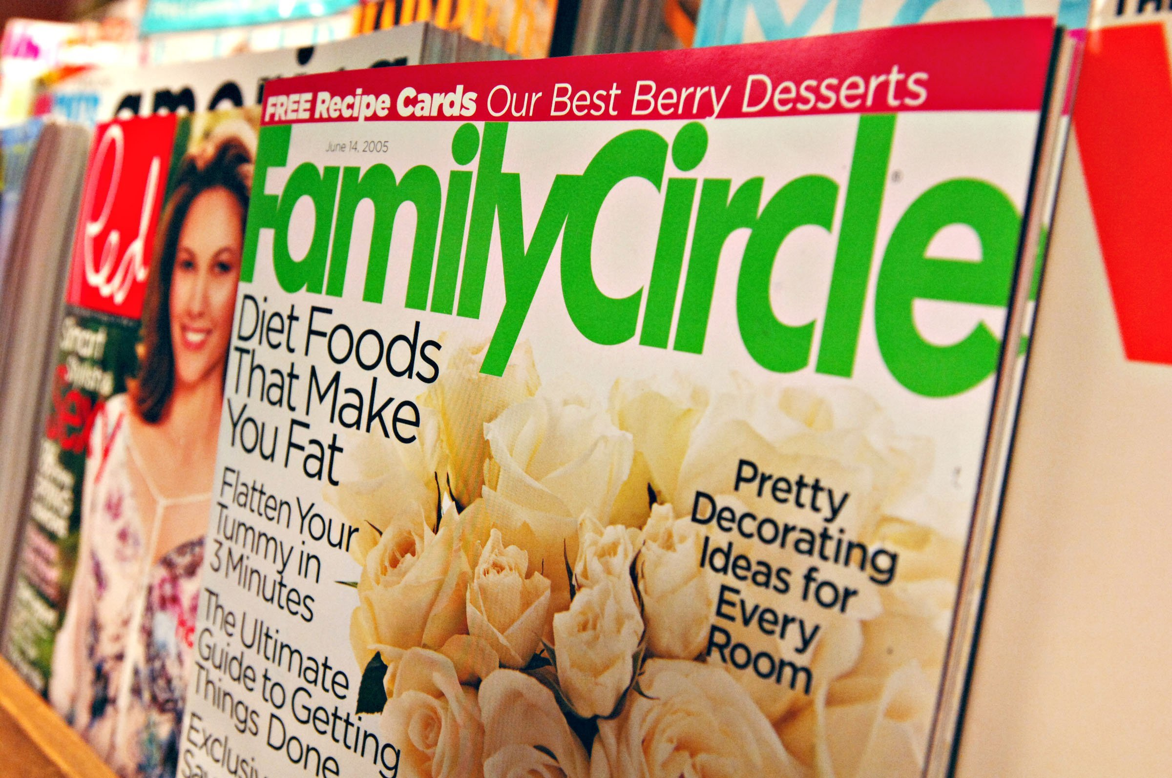 Family Circle magazine to shut down after December issue