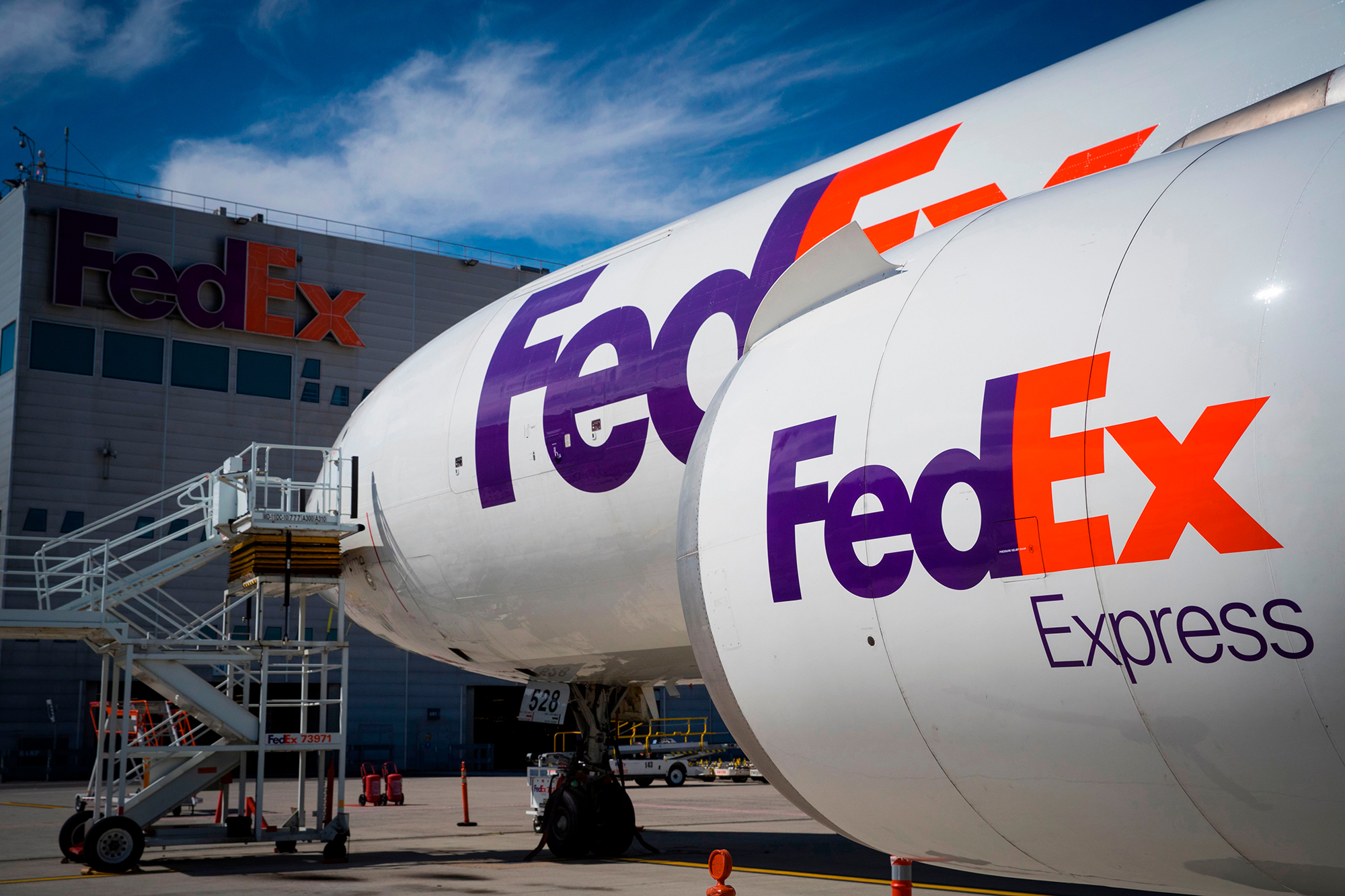 FedEx says it's cutting up to 6,300 jobs in Europe