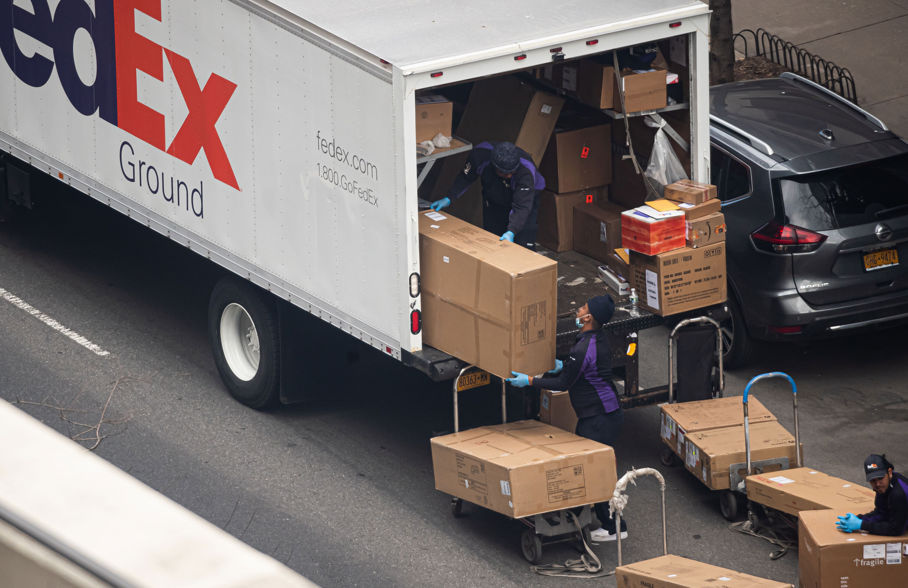 FedEx is raising its shipping rates