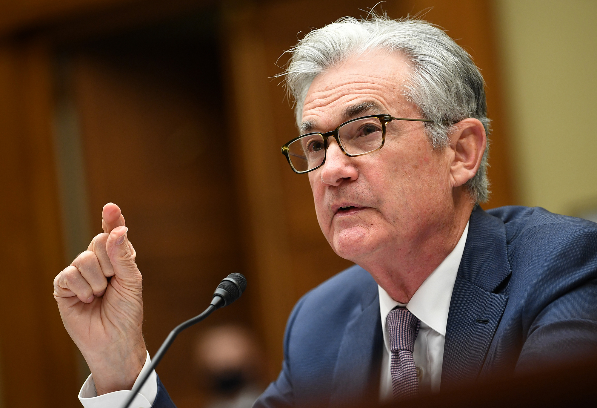 The Fed expects to raise rates sooner than you'd think