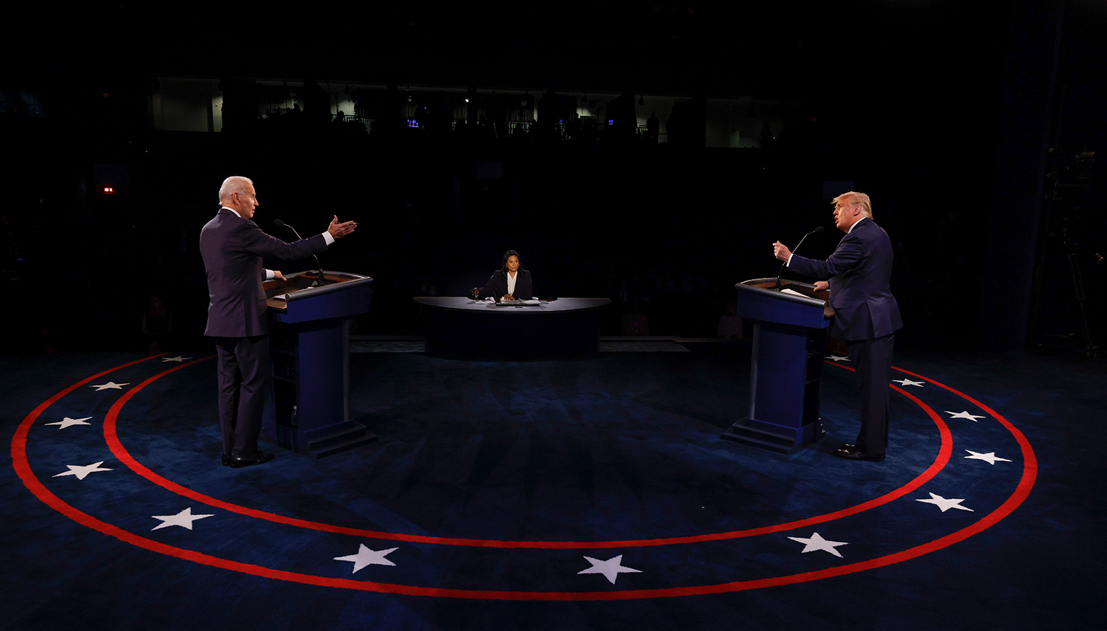 More than 63 million people watched the final presidential debate