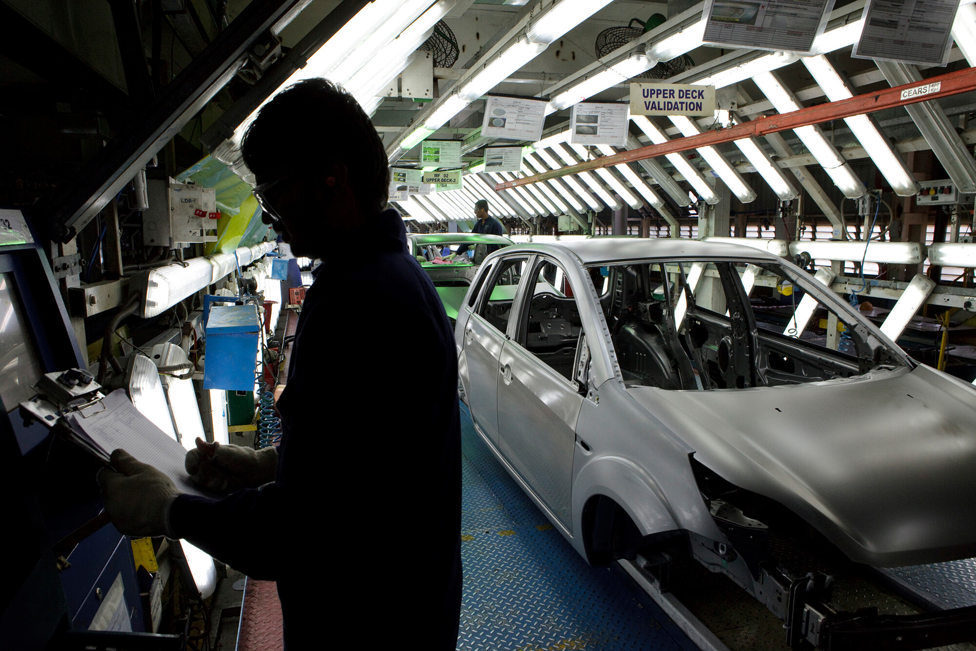 Ford is ending production in India and taking a $2 billion hit in the process