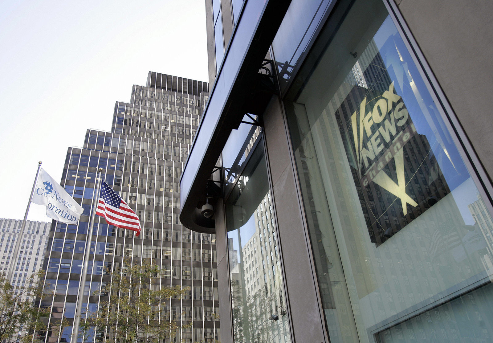 Fox News management says there are a 'few positive COVID-19 cases' at the company