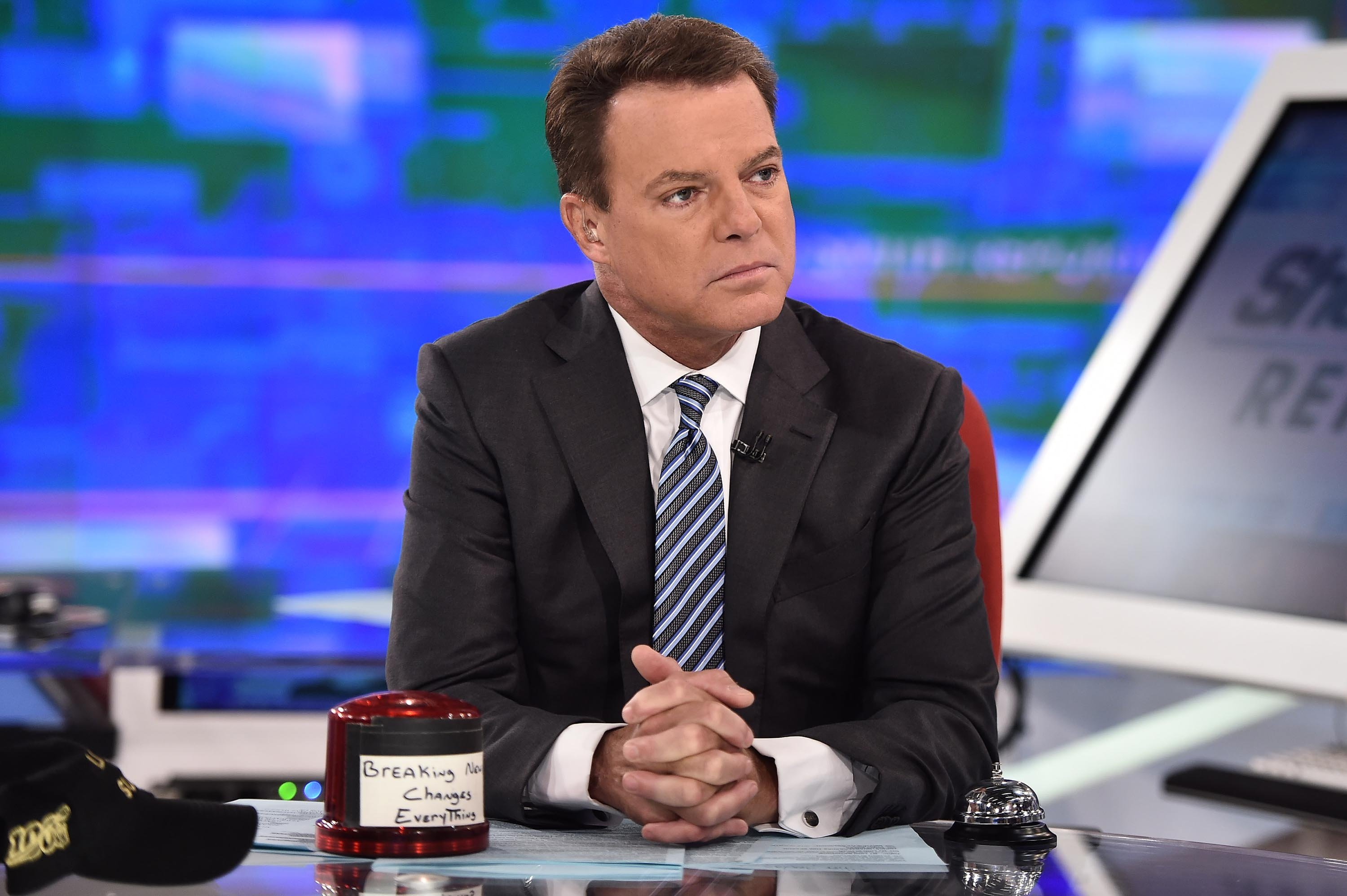 Why Shep Smith finally walked out of Fox News for good
