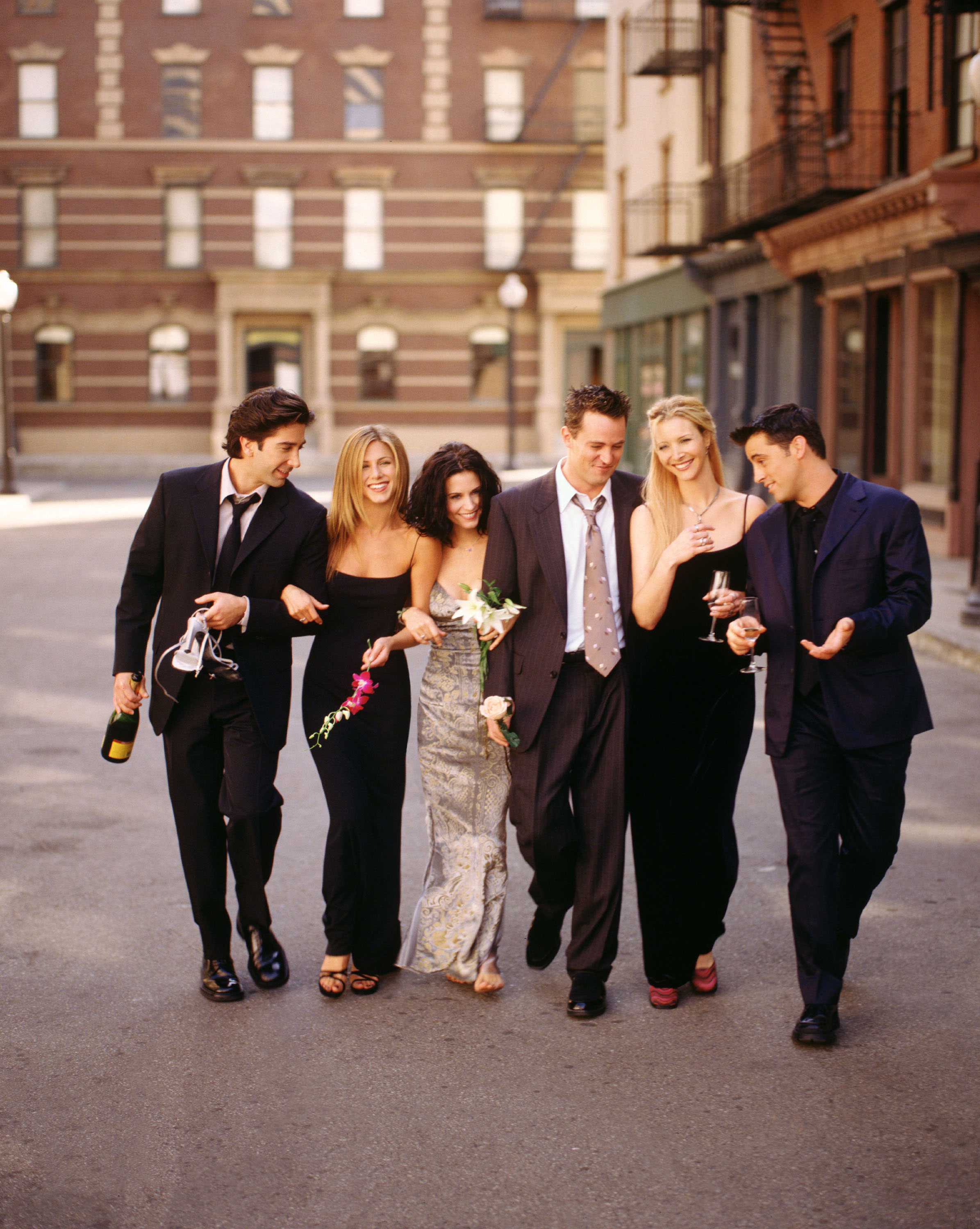 'Friends' reunion special set for HBO Max