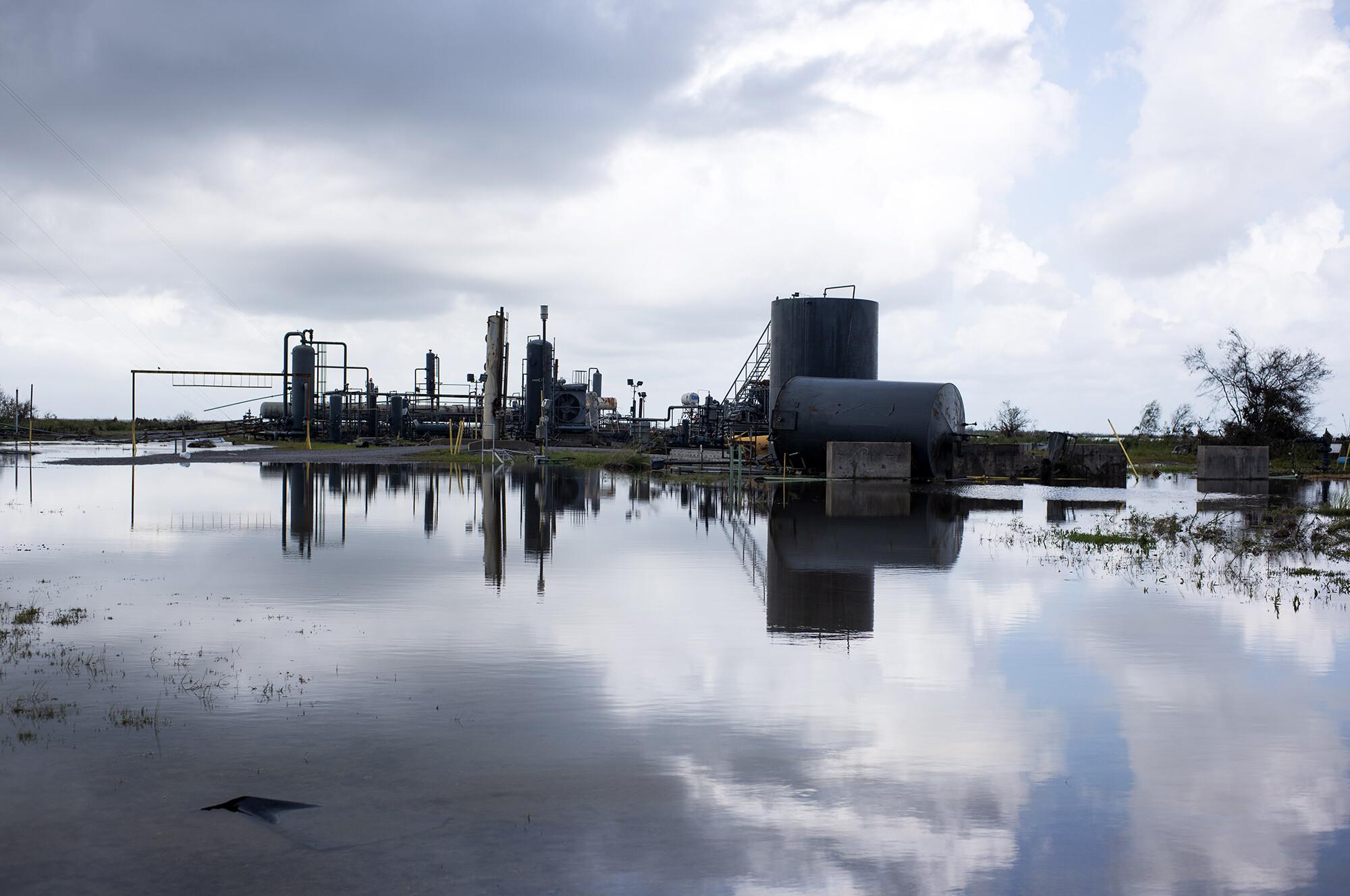 Biden administration taps emergency oil stockpile amid Louisiana gas crisis