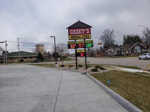 Image for $1 gas could soon be coming to a station near you