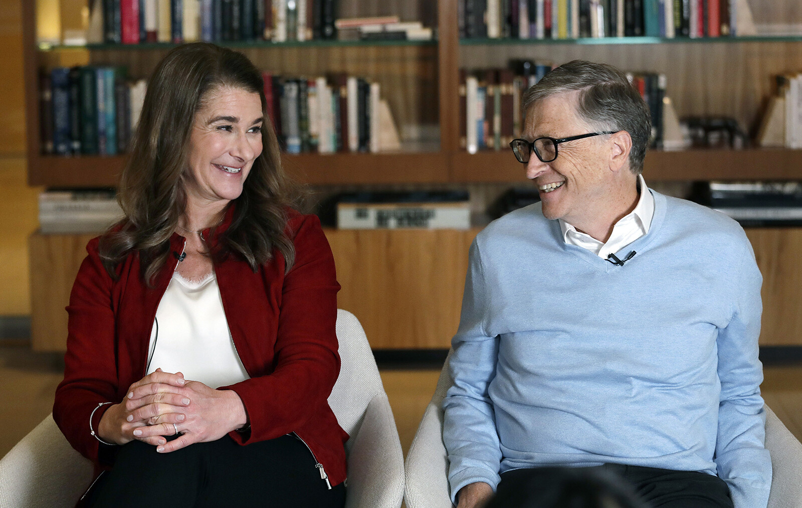 The Gates Foundation has a plan for when Bill and Melinda realize working with your ex sucks