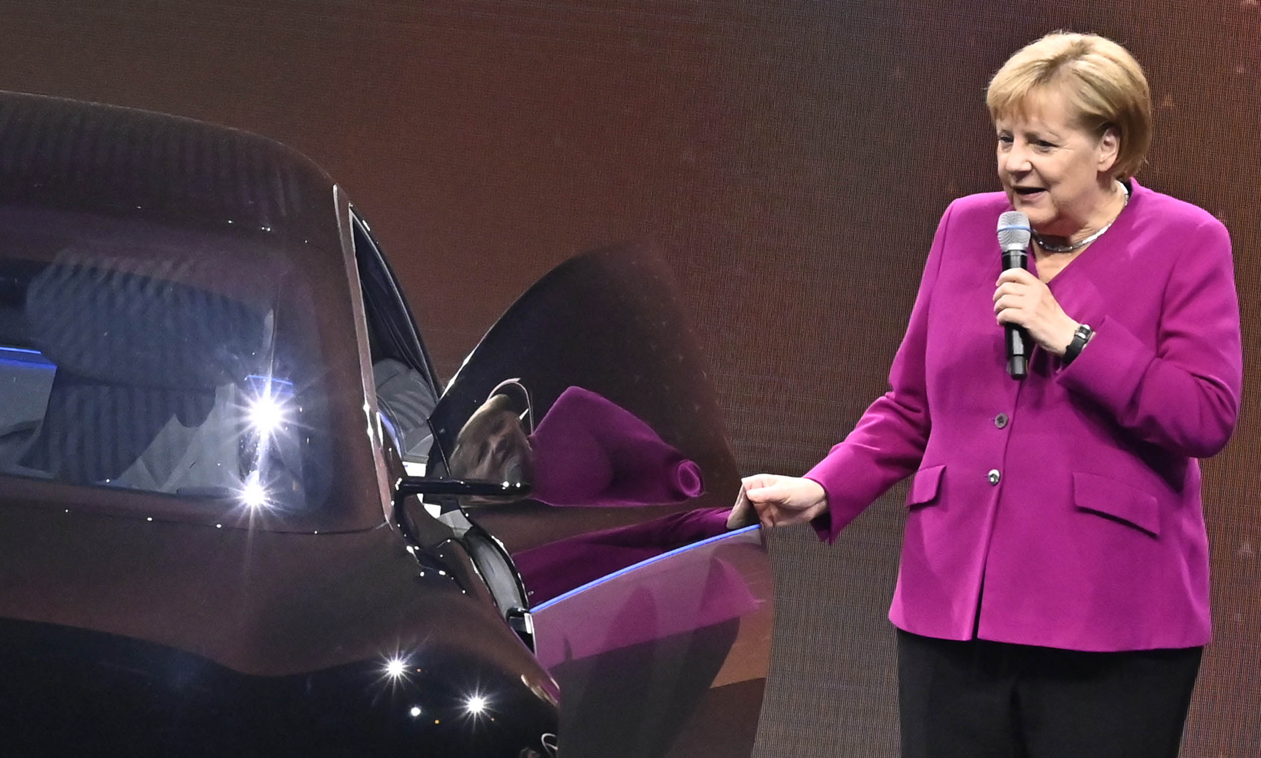 Germany hands out cash for electric cars as part of huge new stimulus splurge