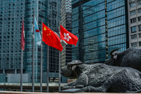 Global stocks rise as investors shrug off US-China tensions
