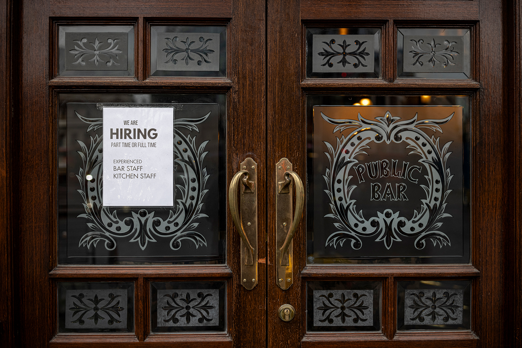 Millions of jobs and a shortage of applicants. Welcome to the new economy