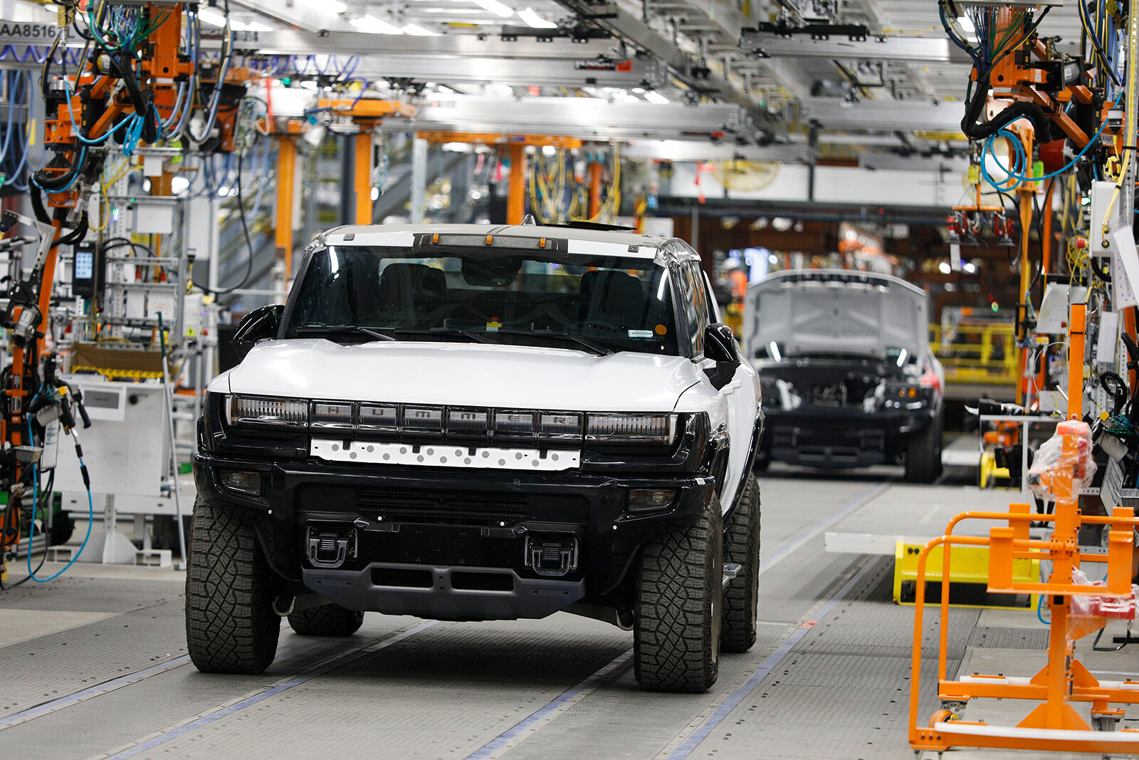 GM: Switching to electric will help double our sales