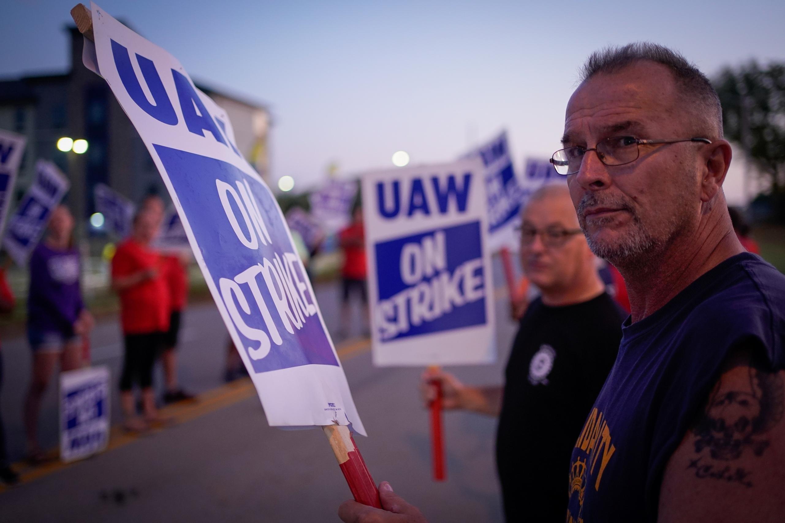 GM strike day 2: Six things we learned