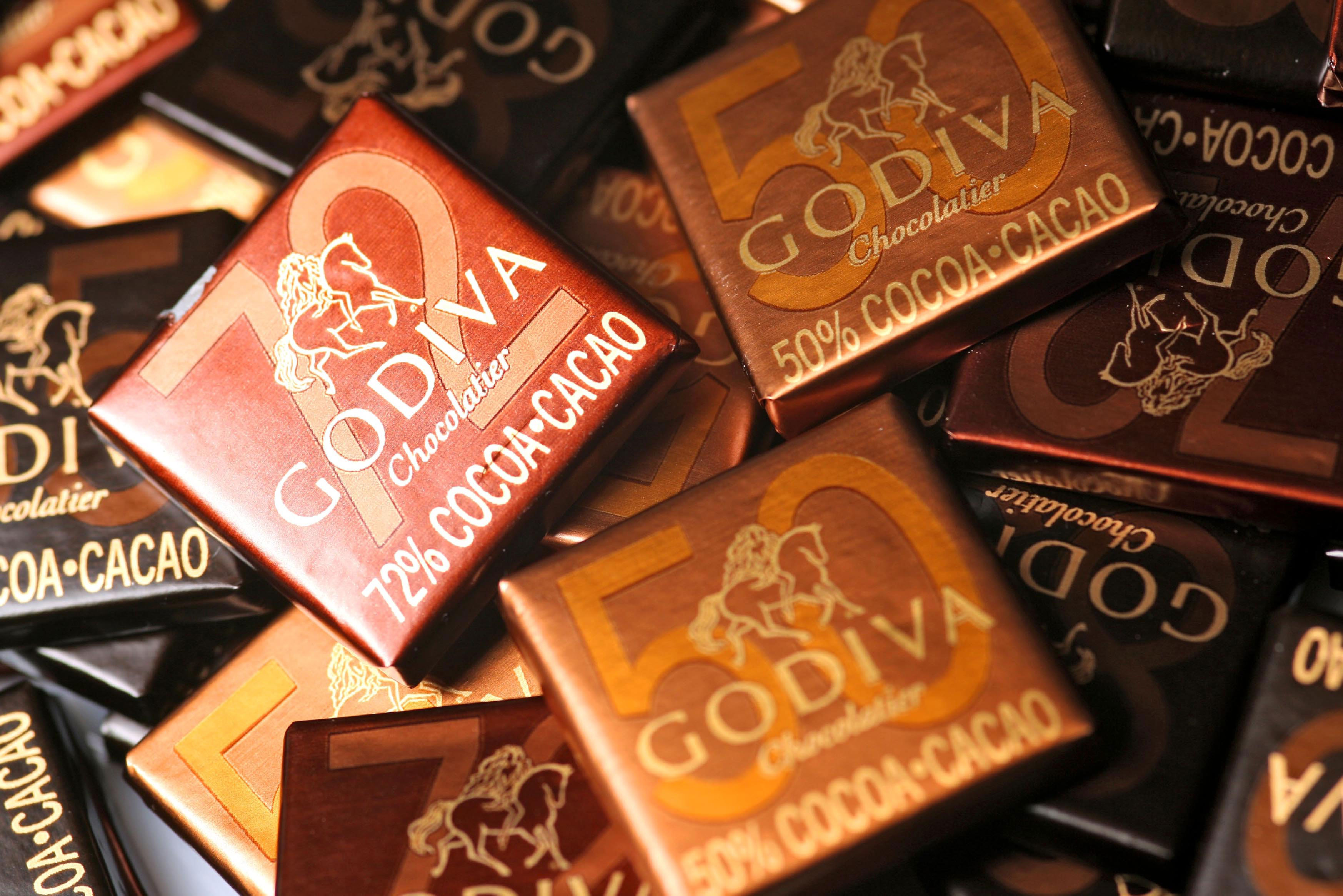 Godiva is closing or selling all of its stores in the United States