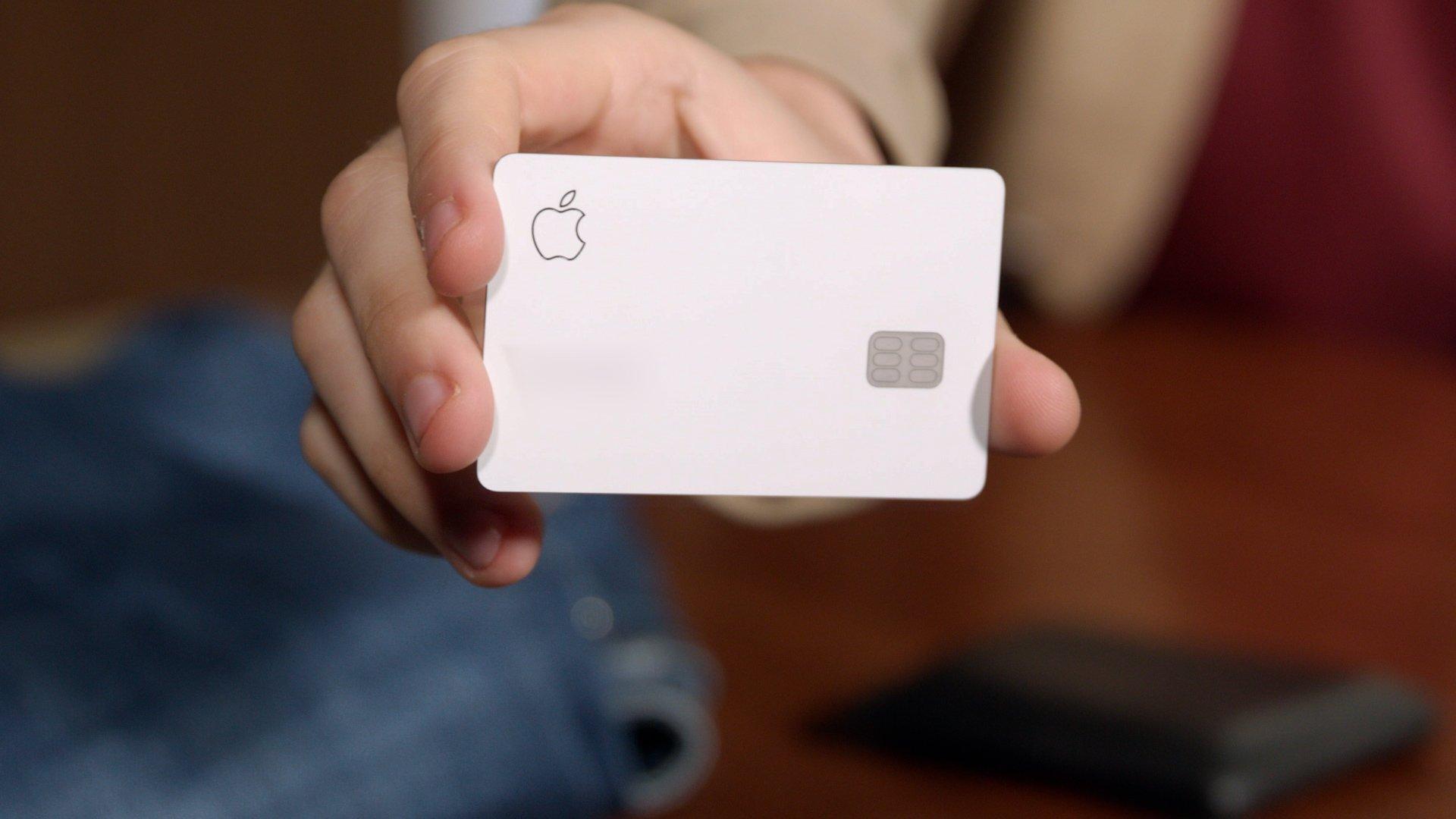 Apple co-founder Steve Wozniak says Apple Card discriminated against his wife