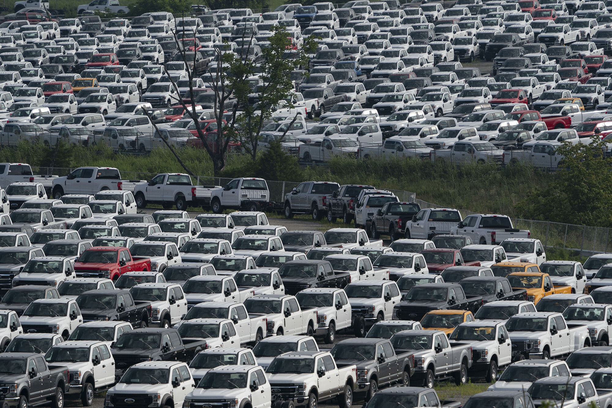 The Great American Car Shortage won't be over for months