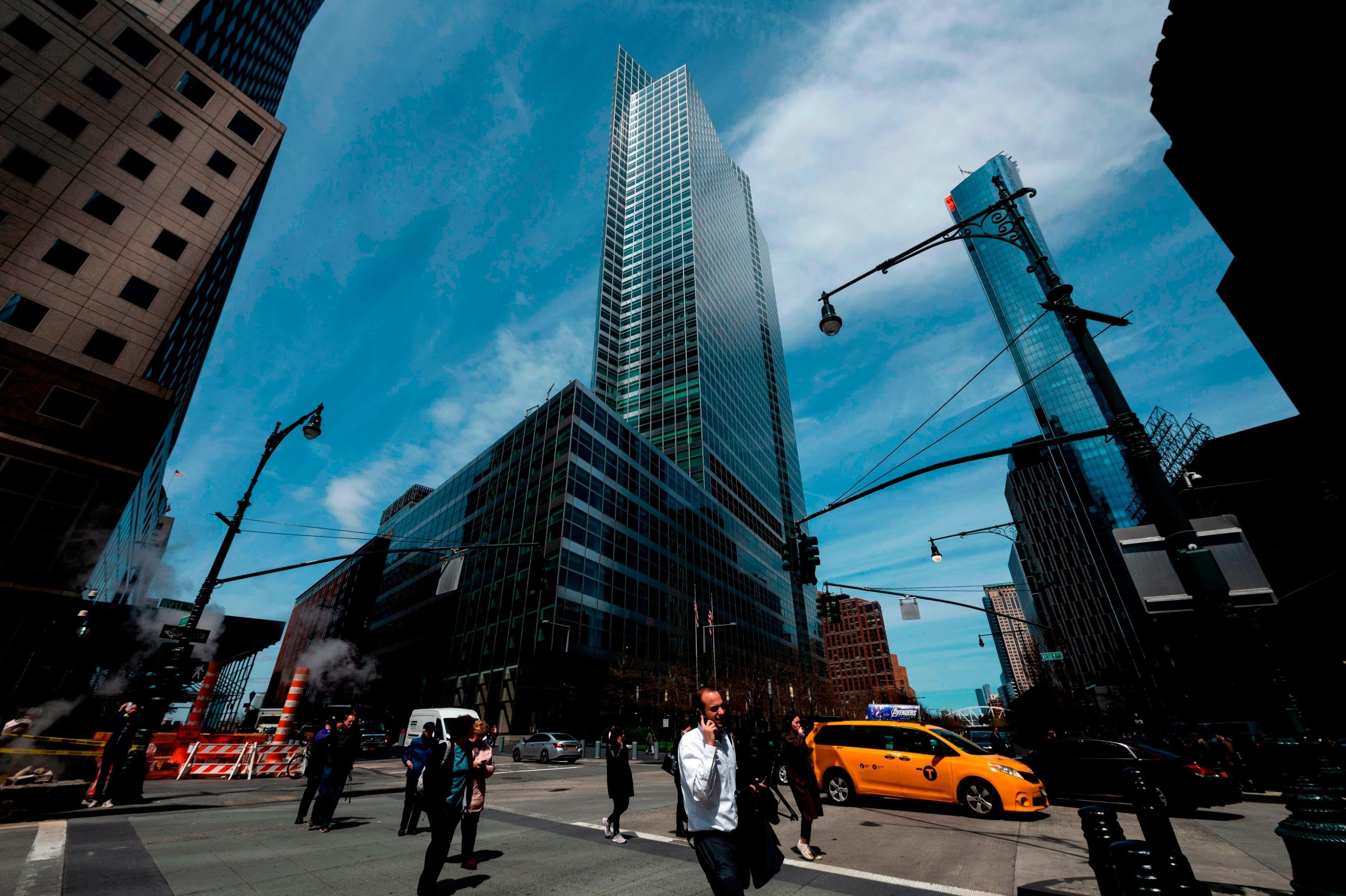 Goldman Sachs' sales slump, but it remains the king of Wall Street