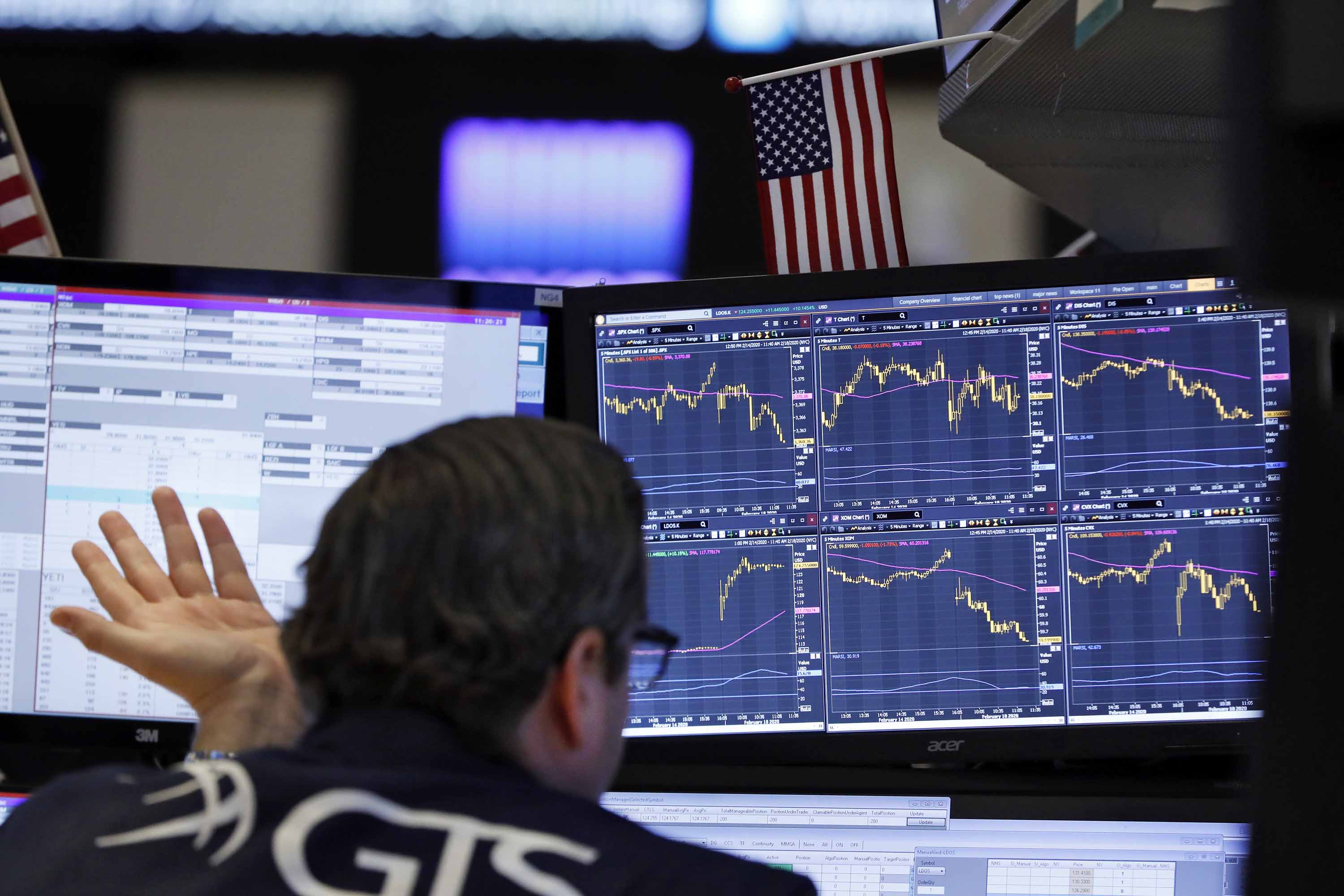 Goldman Sachs warns of stock market correction